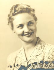 Ada Virginia Hawkins in an early photo