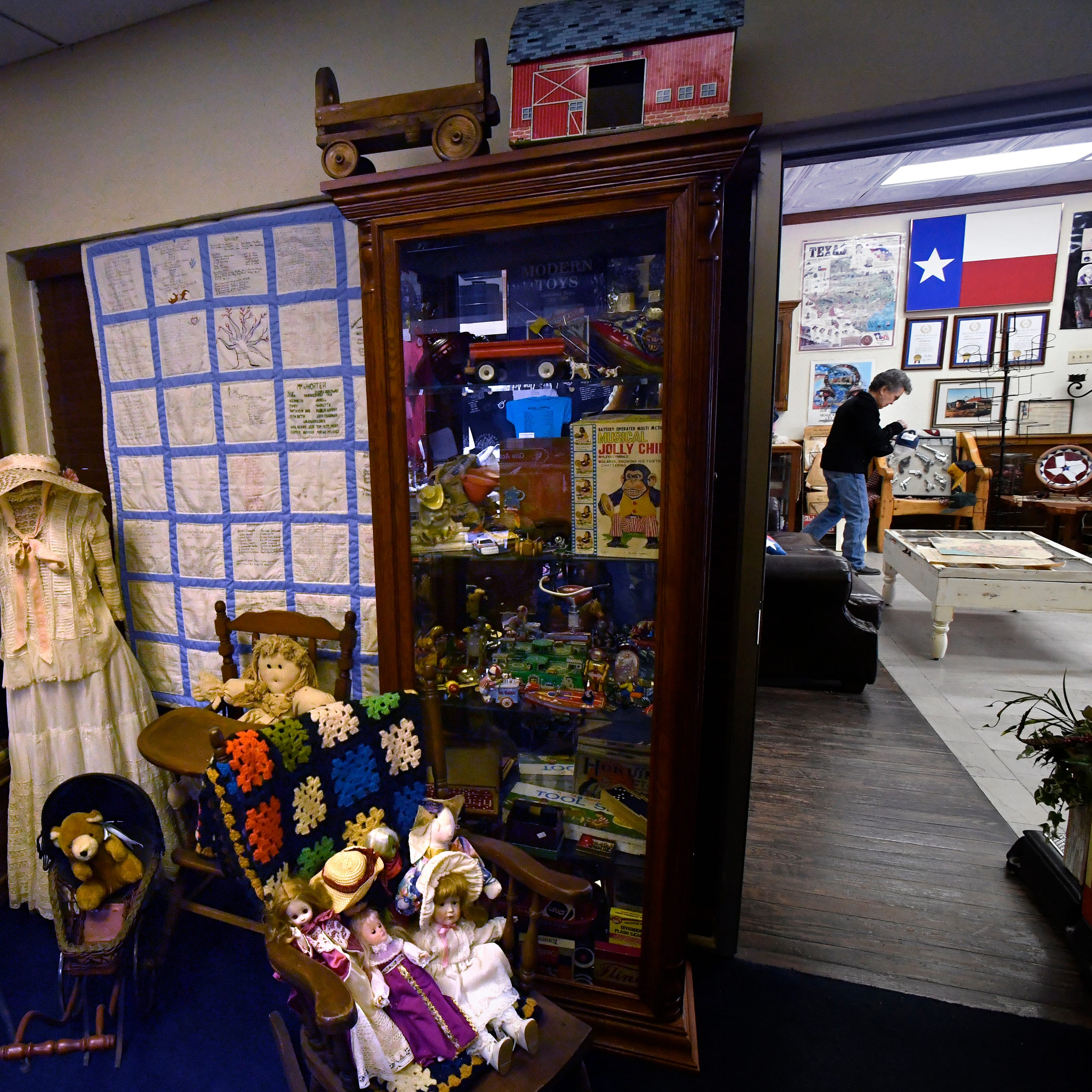 Giving back with a museum for Haskell County