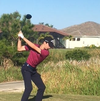 High school golfer, 16, wins Space Coast Men's Amateur
