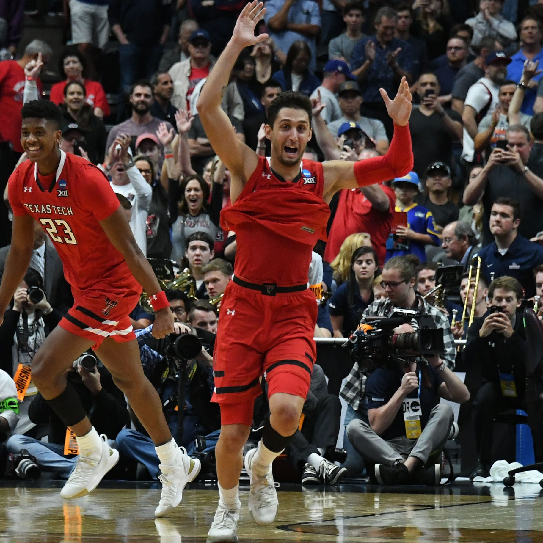 From soccer-crazed Italy to the Final Four, Moretti's journey has one constant: family