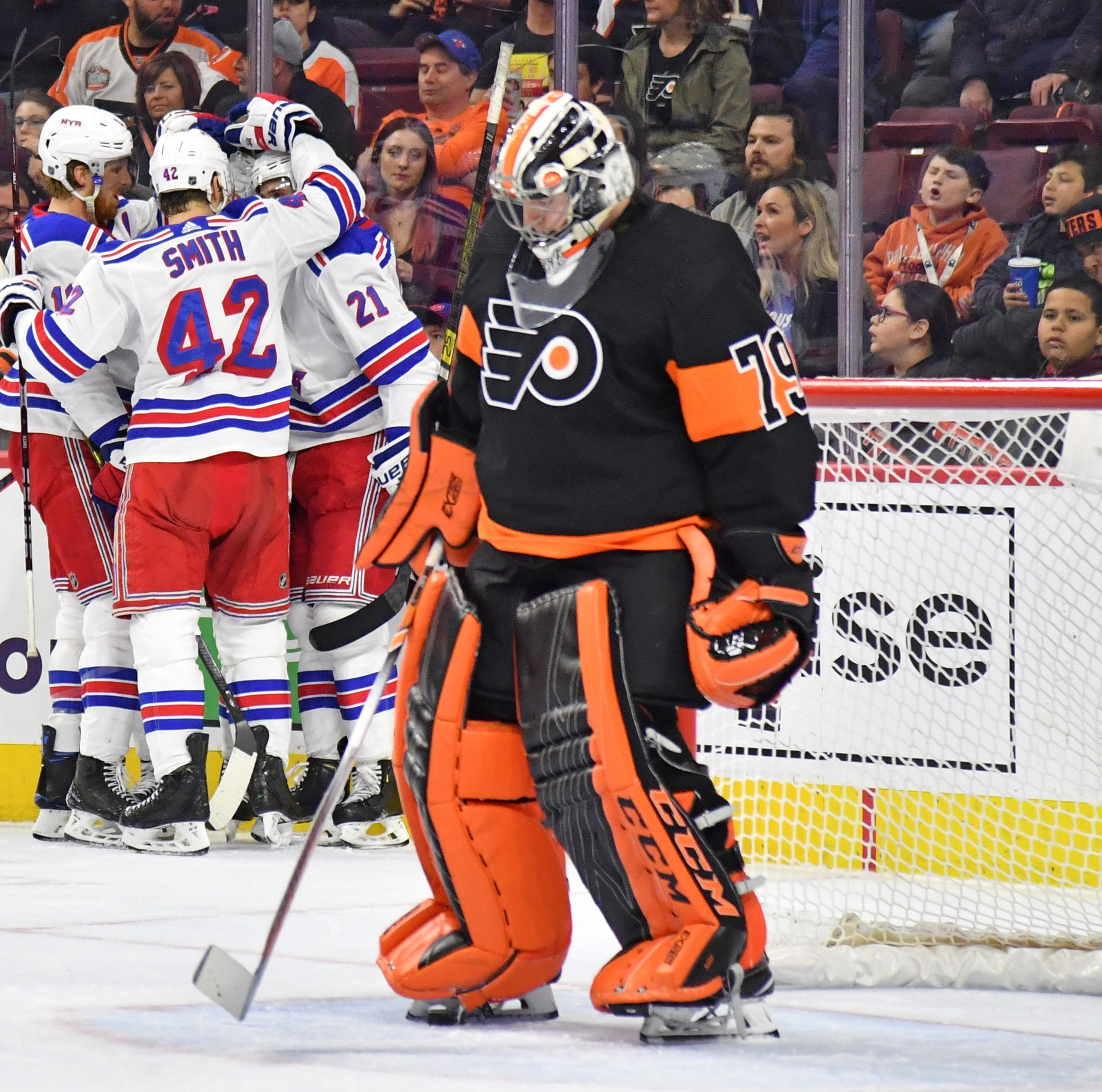 Flyers 5 takeaways: With no hopes of playoffs, jobs are on the line