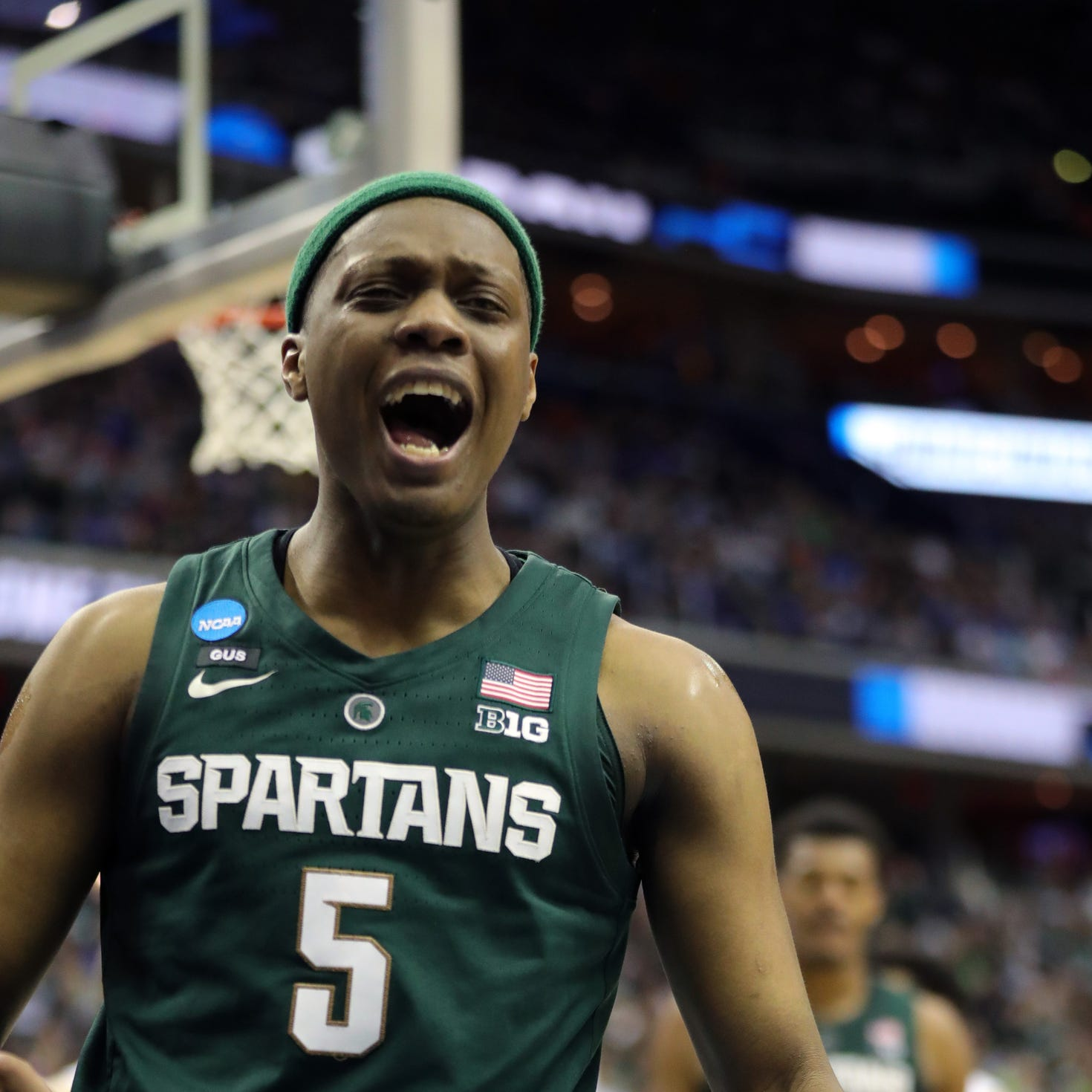 MSU's Cassius Winston: NCAA tournament Most Outstanding Player favorite
