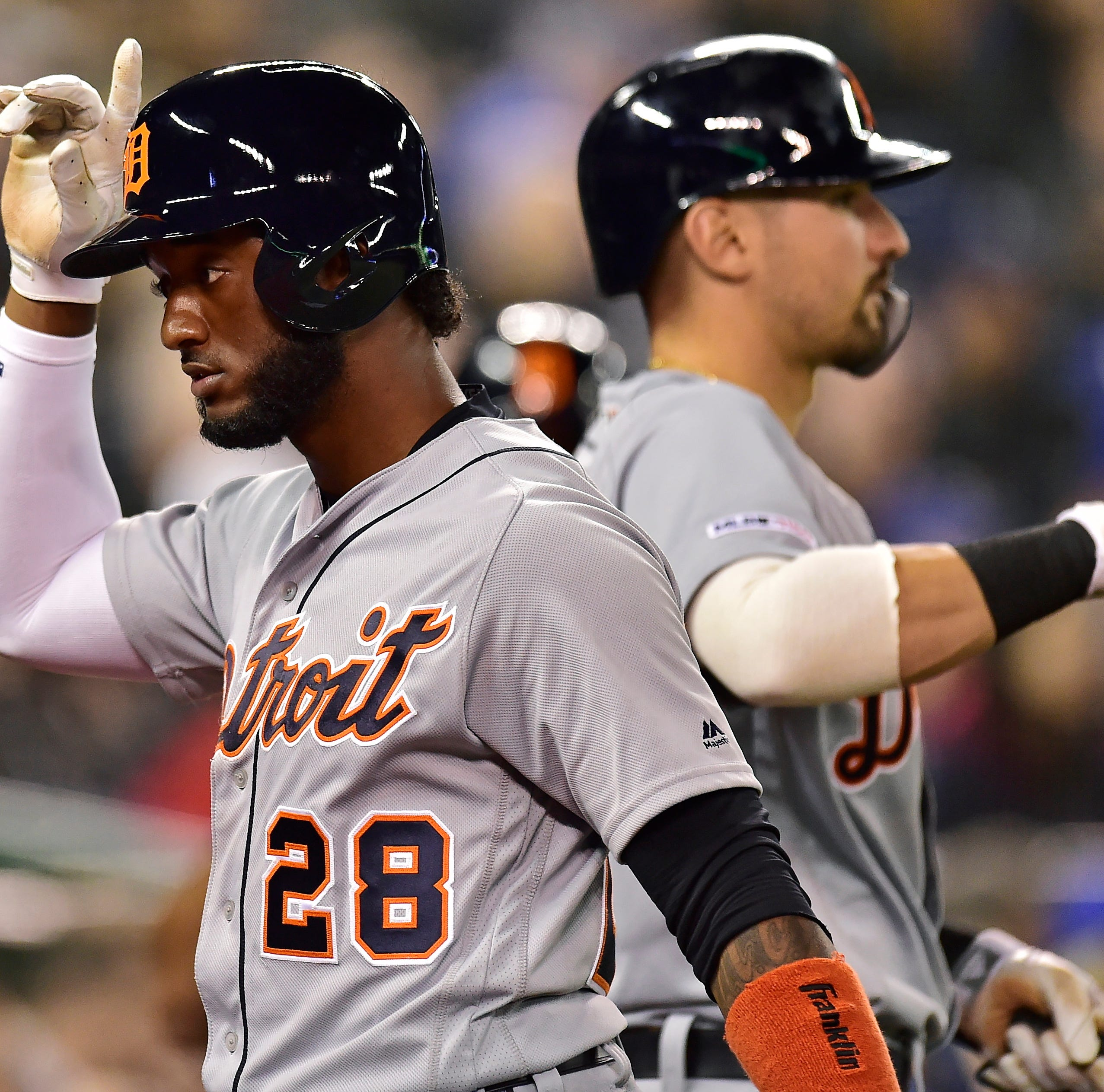 Injuries (Nick Castellanos) and illness (Niko Goodrum) leave Tigers short-handed