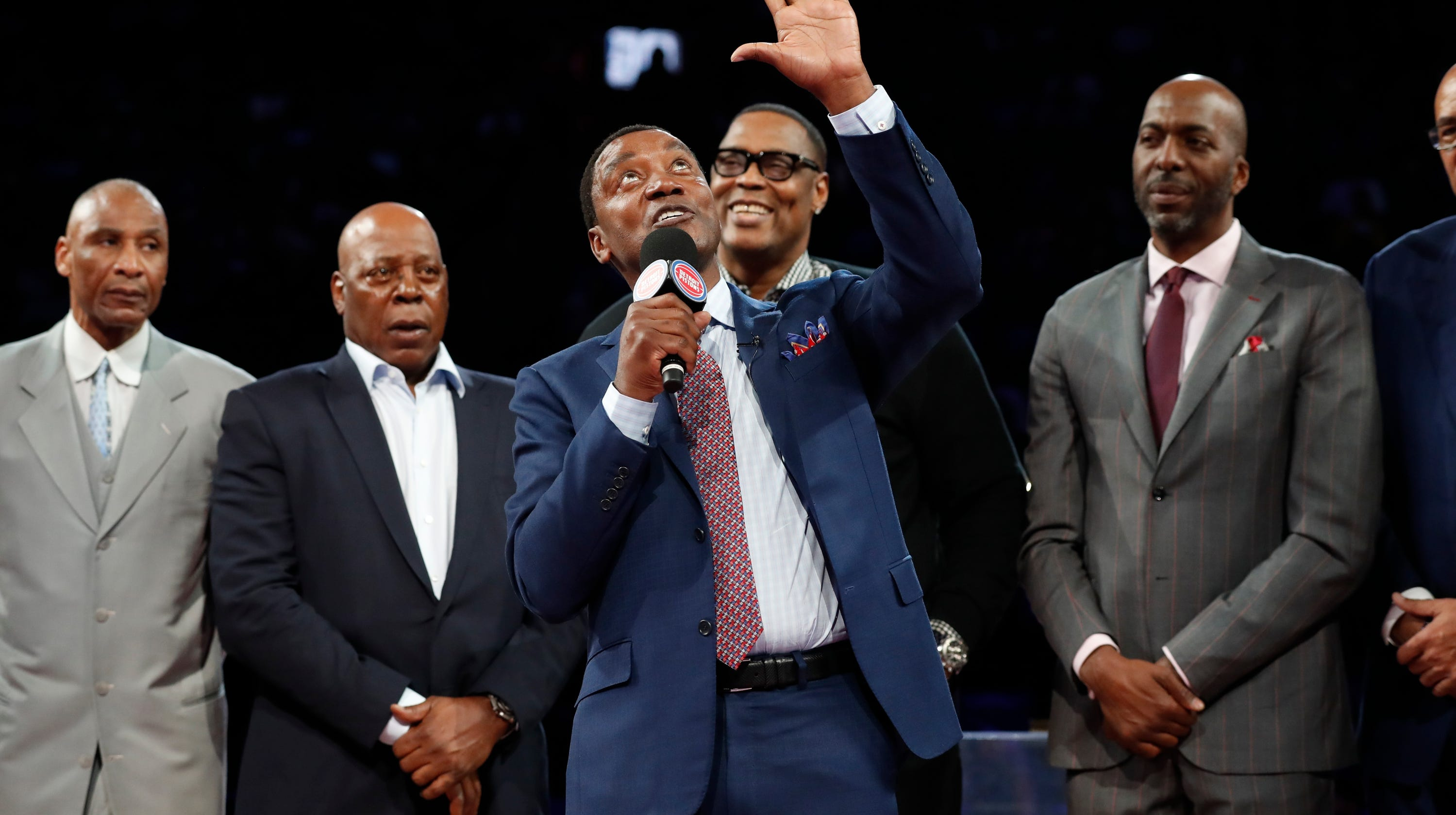 Q&A with former Pistons great Isiah Thomas: Bad Boys culture didn't need to change