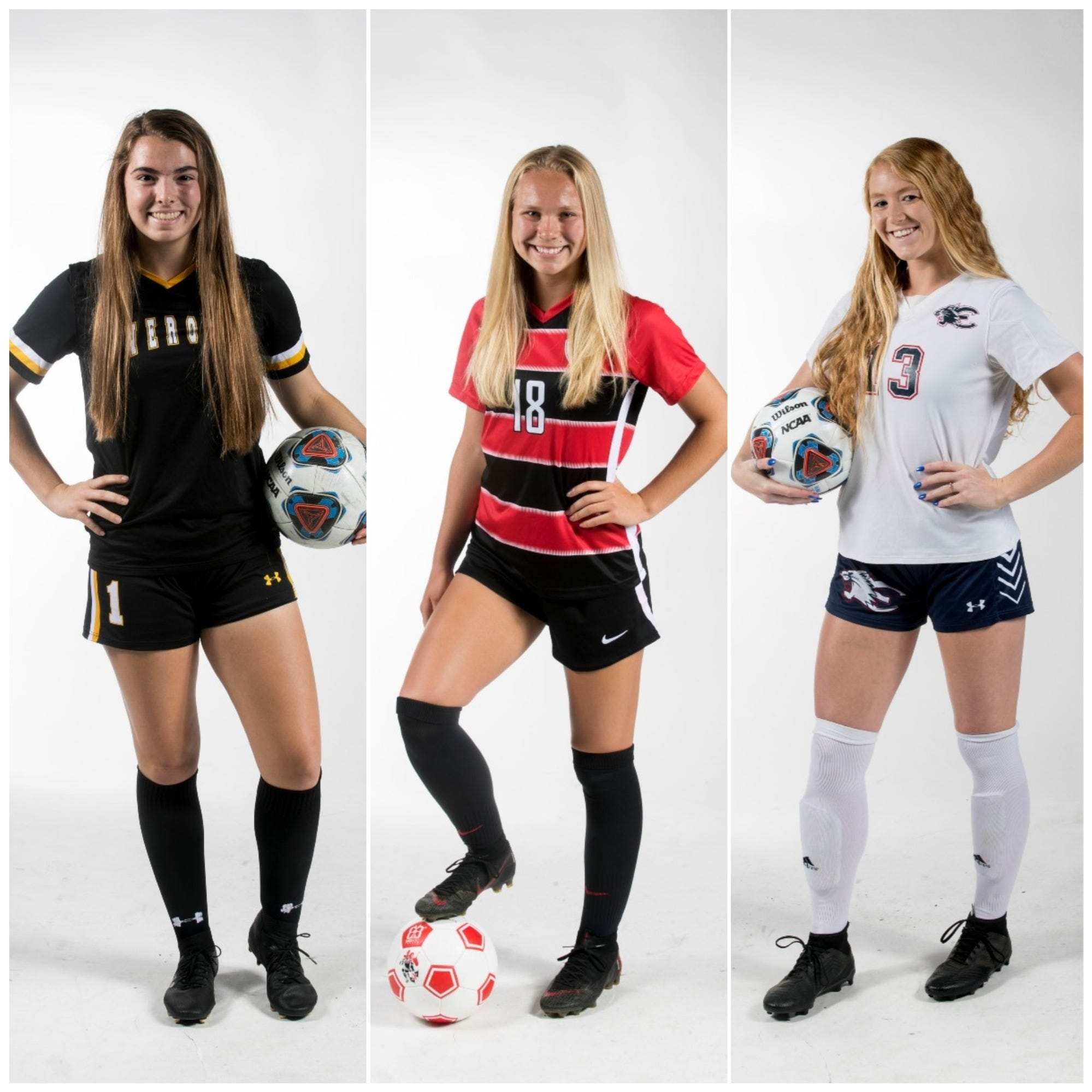 The News-Press 2019 Girls Soccer All-Area Team