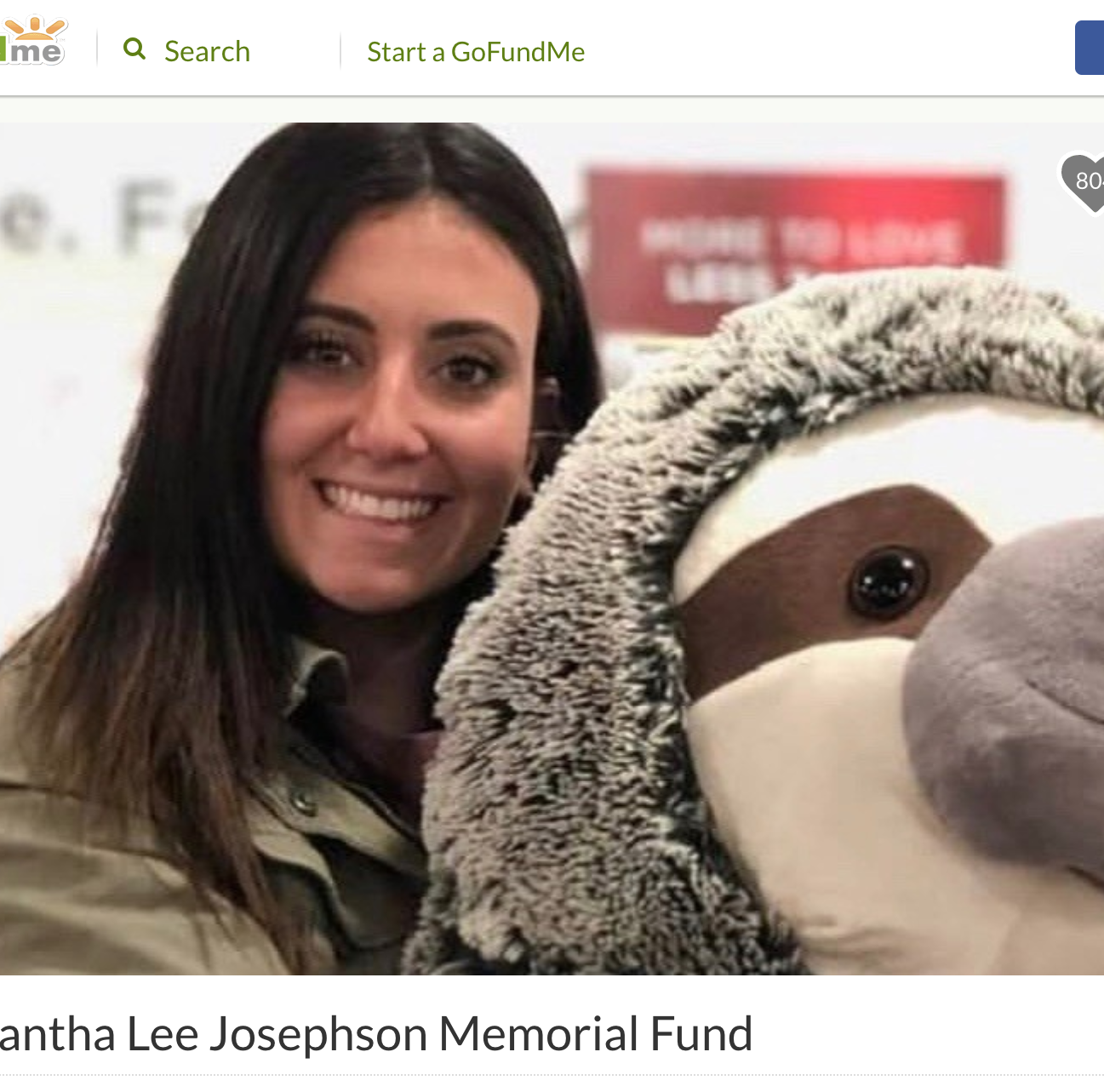 'A parent's worst nightmare': Sympathy and $30K pour in for family of Samantha Josephson