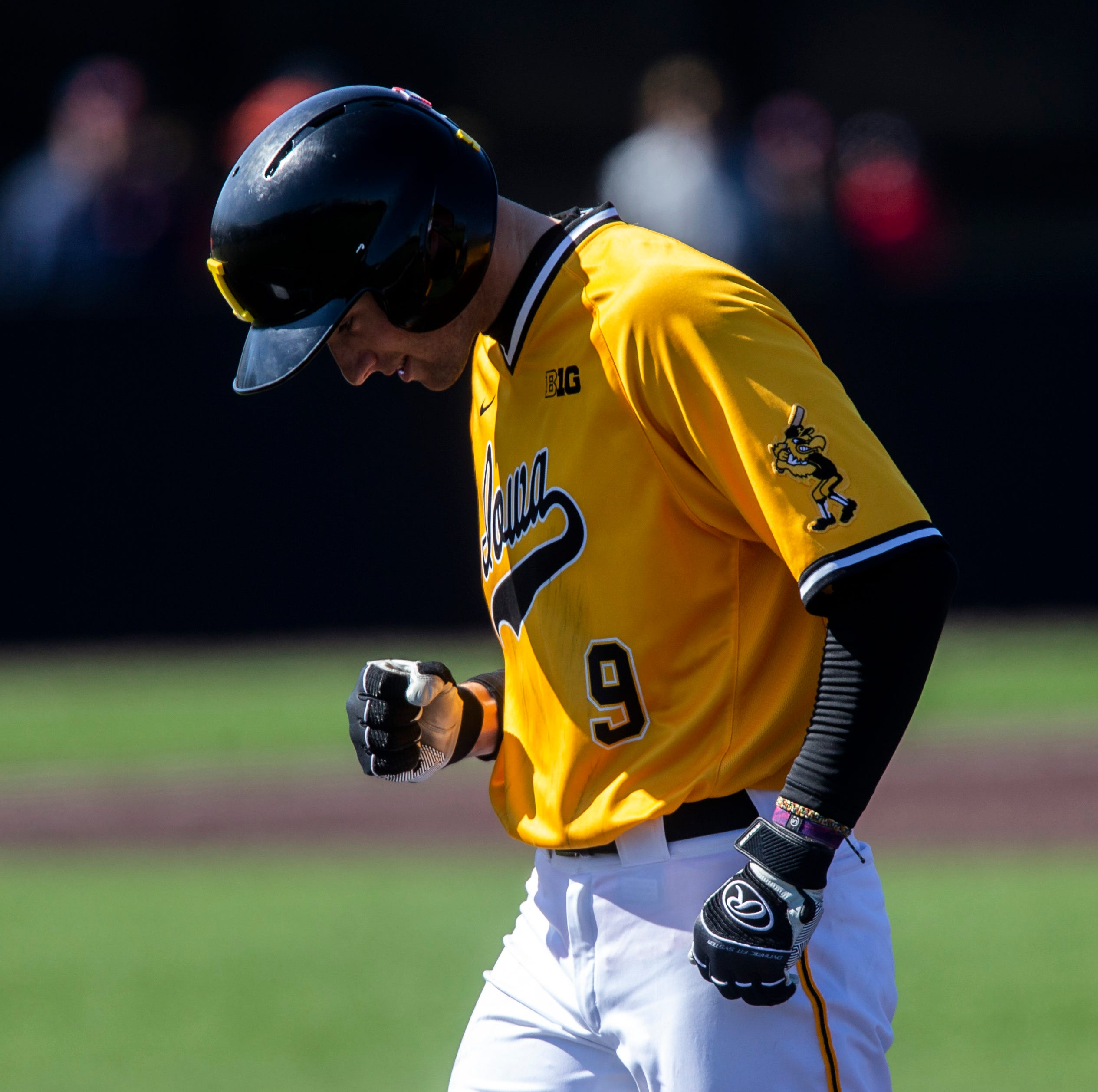 Iowa baseball: Big eighth lifts Hawkeyes to doubleheader split, series win over Purdue