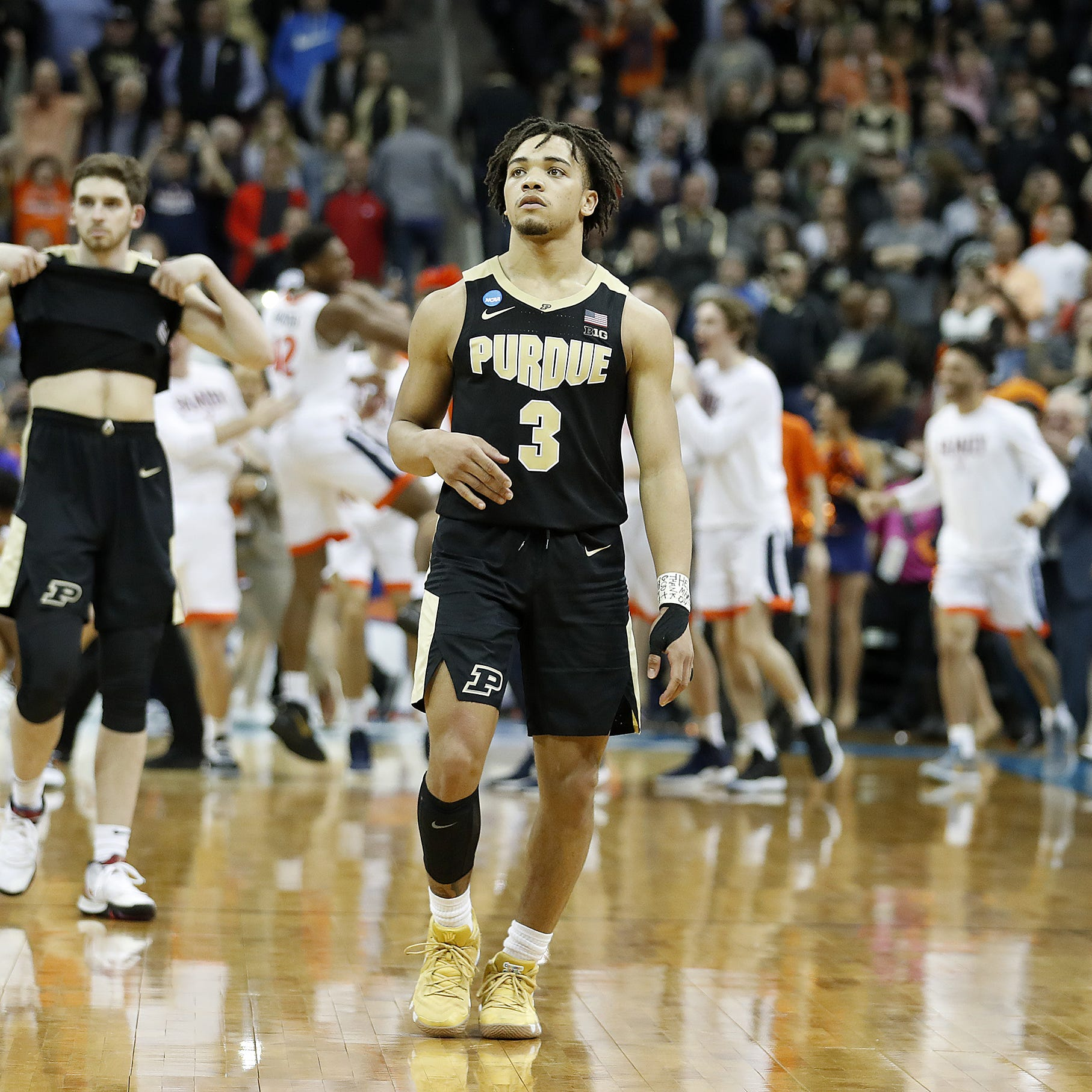 Doyel: Purdue's unlikely road to Final Four comes to cruel end