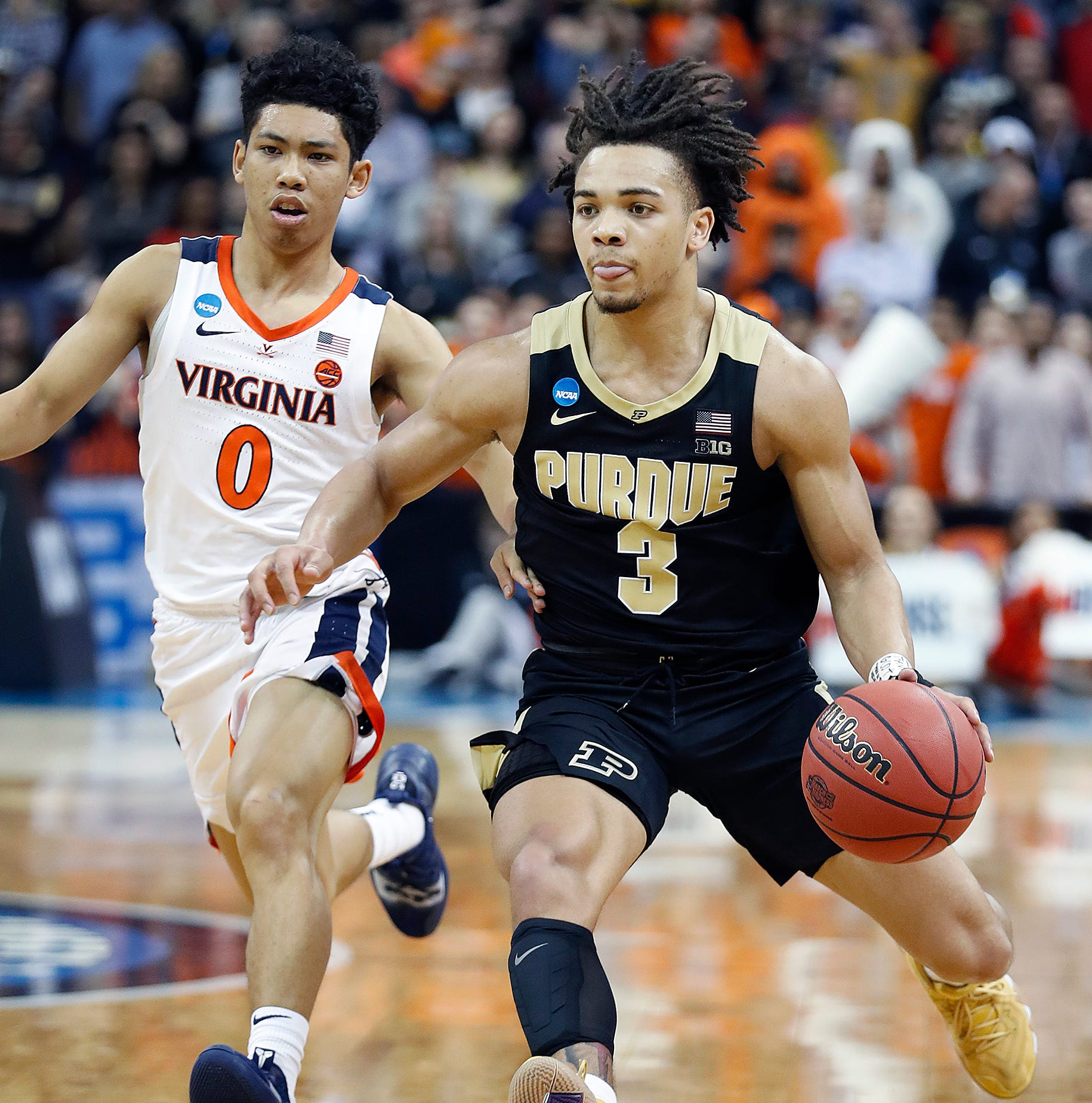 Purdue basketball's Carsen Edwards declares for the NBA Draft