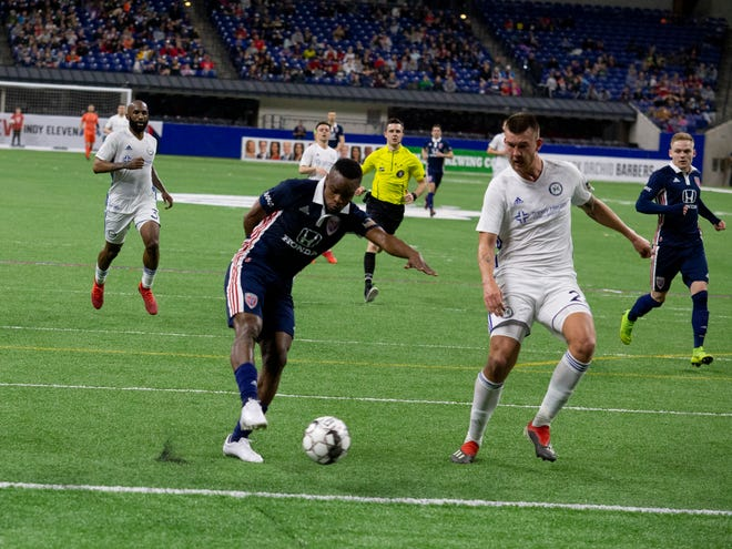 Indy Eleven topped Hartford Athletic before record crowd