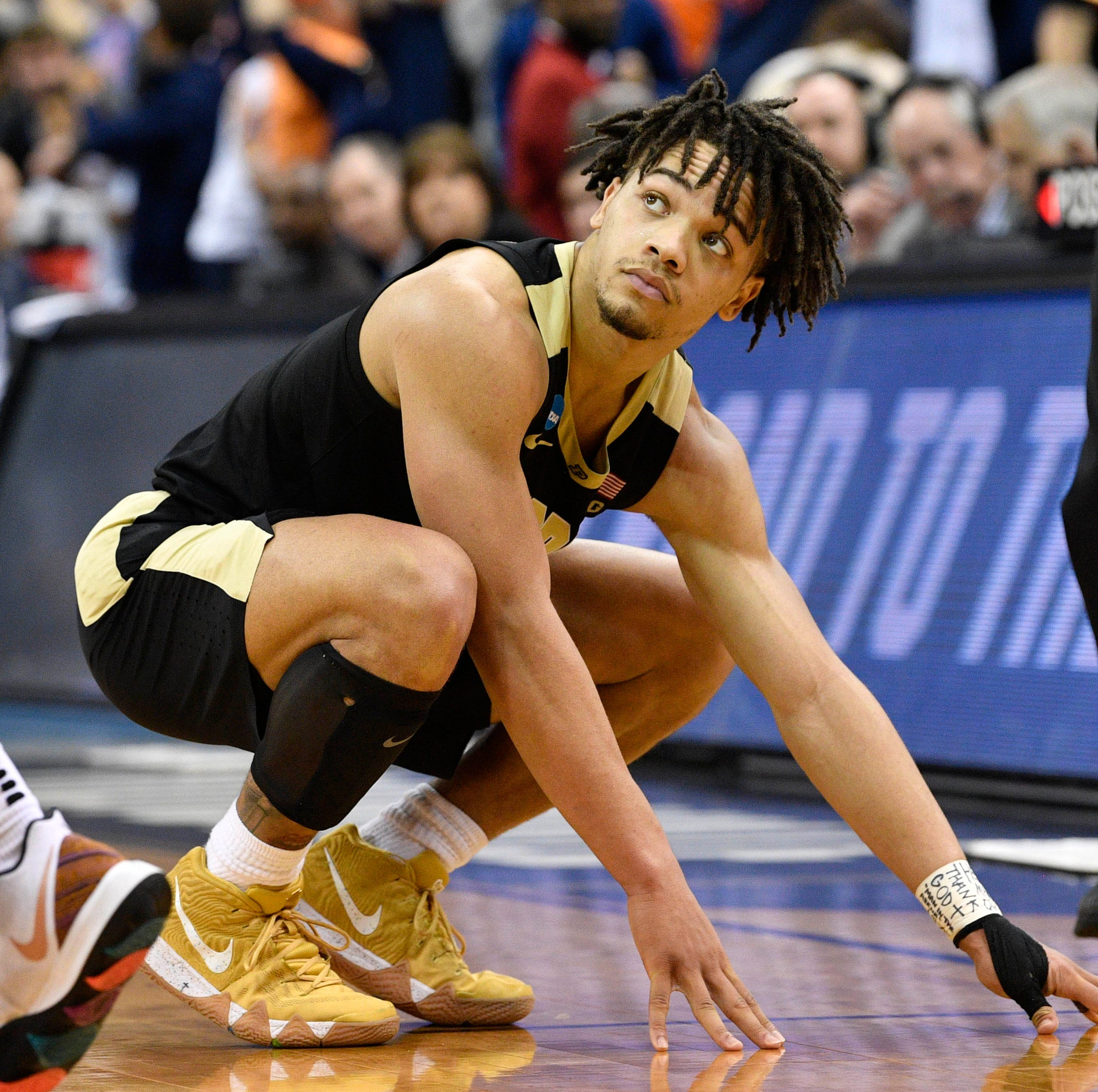 Op-ed: Still feeling that Purdue loss? We feel your pain