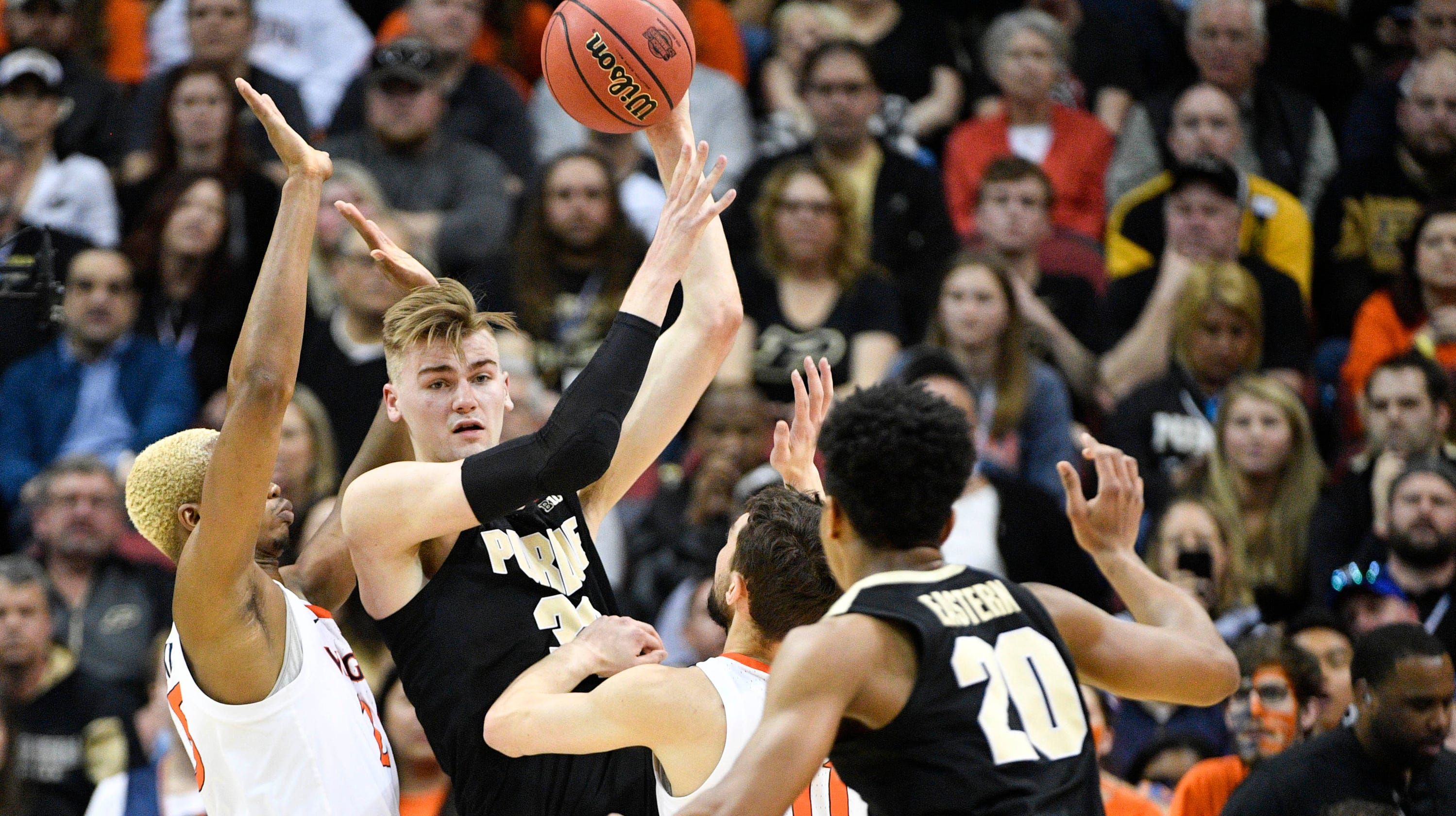 908c0cb41c2a Purdue basketball s 2019-20 schedule could again help form team s long-term  identity
