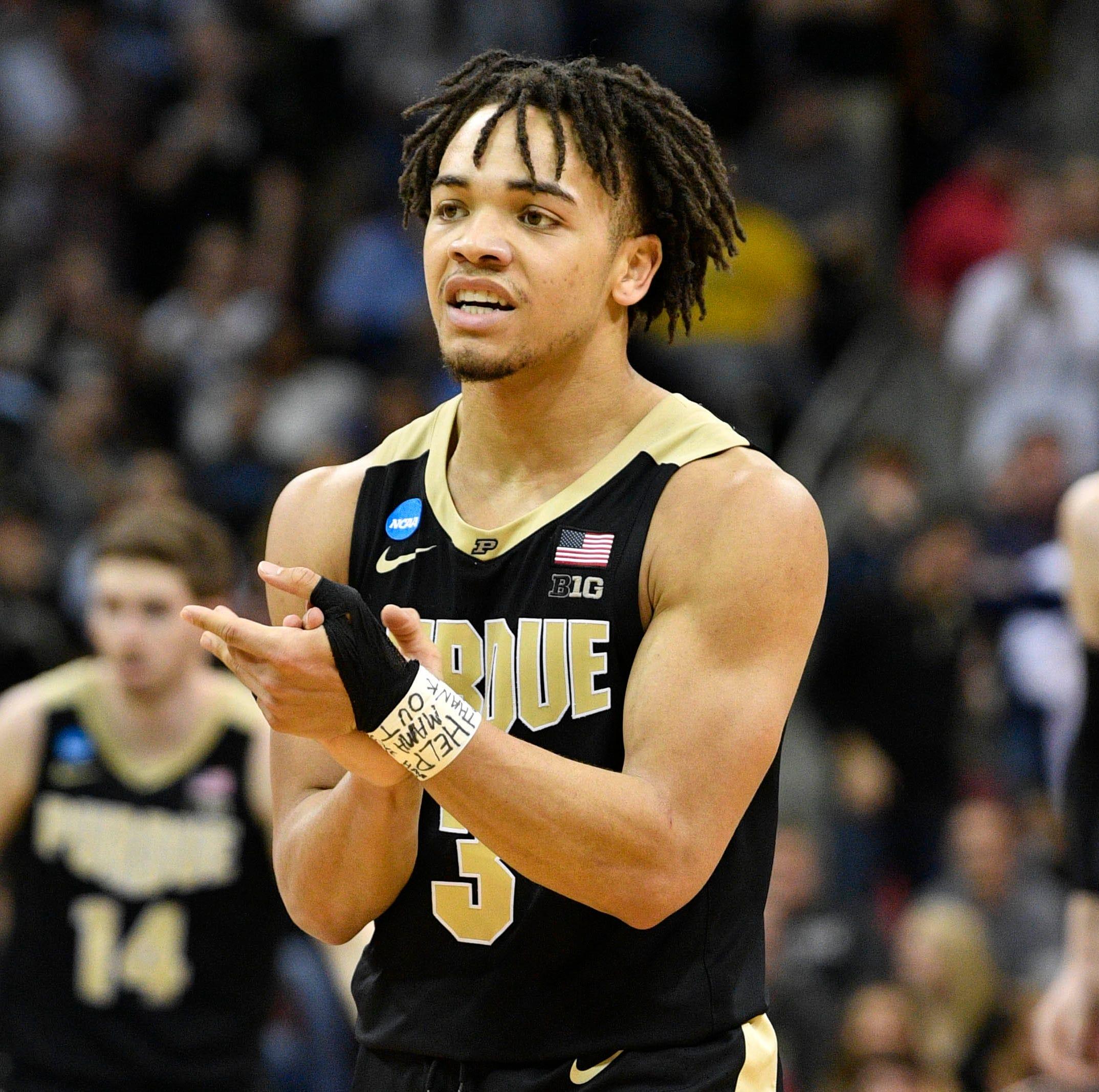 March Madness 2019: Purdue fans share heartbreak, anger in Elite Eight loss vs. UVA