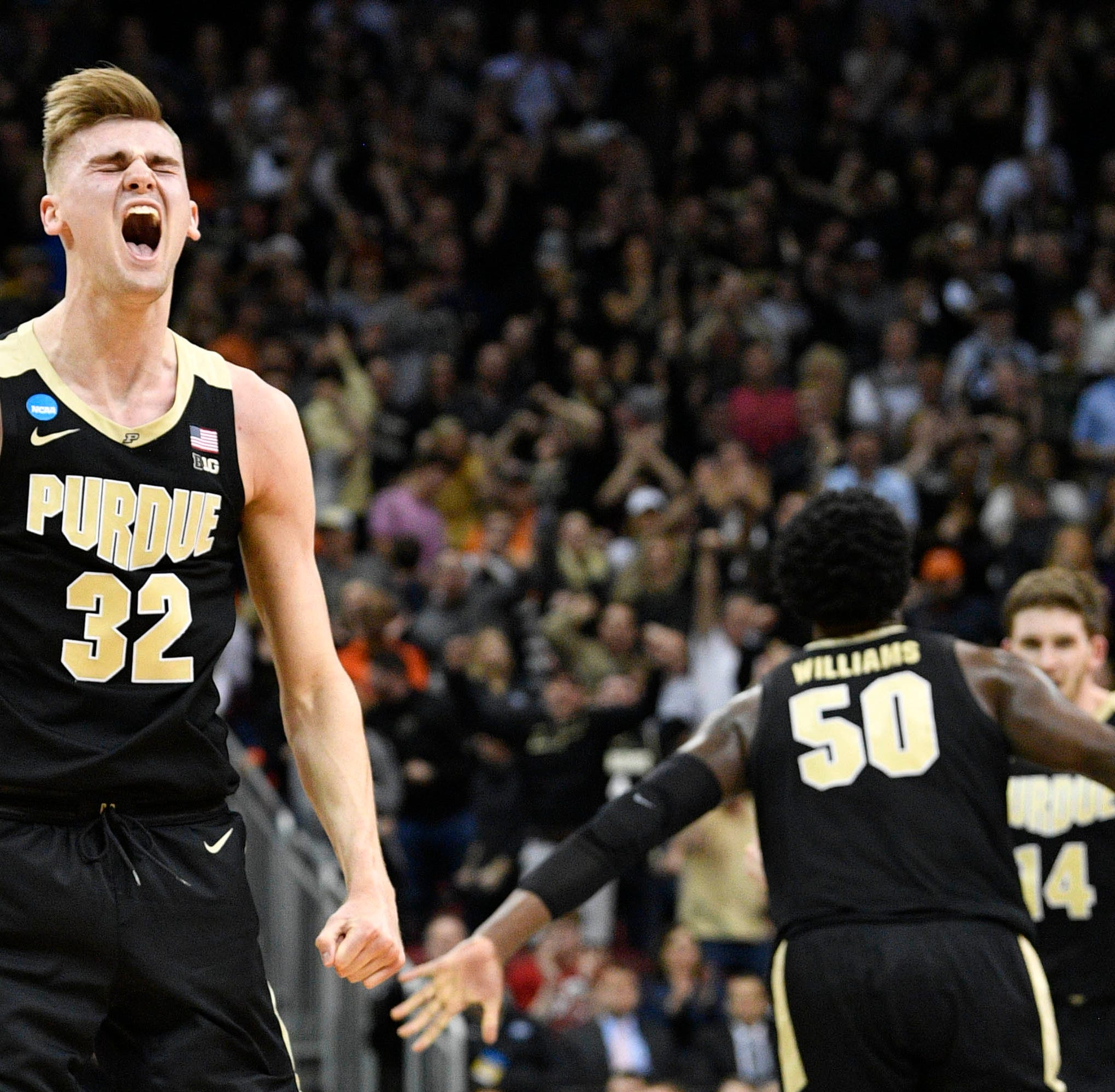 Purdue basketball's dual big man lineup nearly turned the tables on Virginia