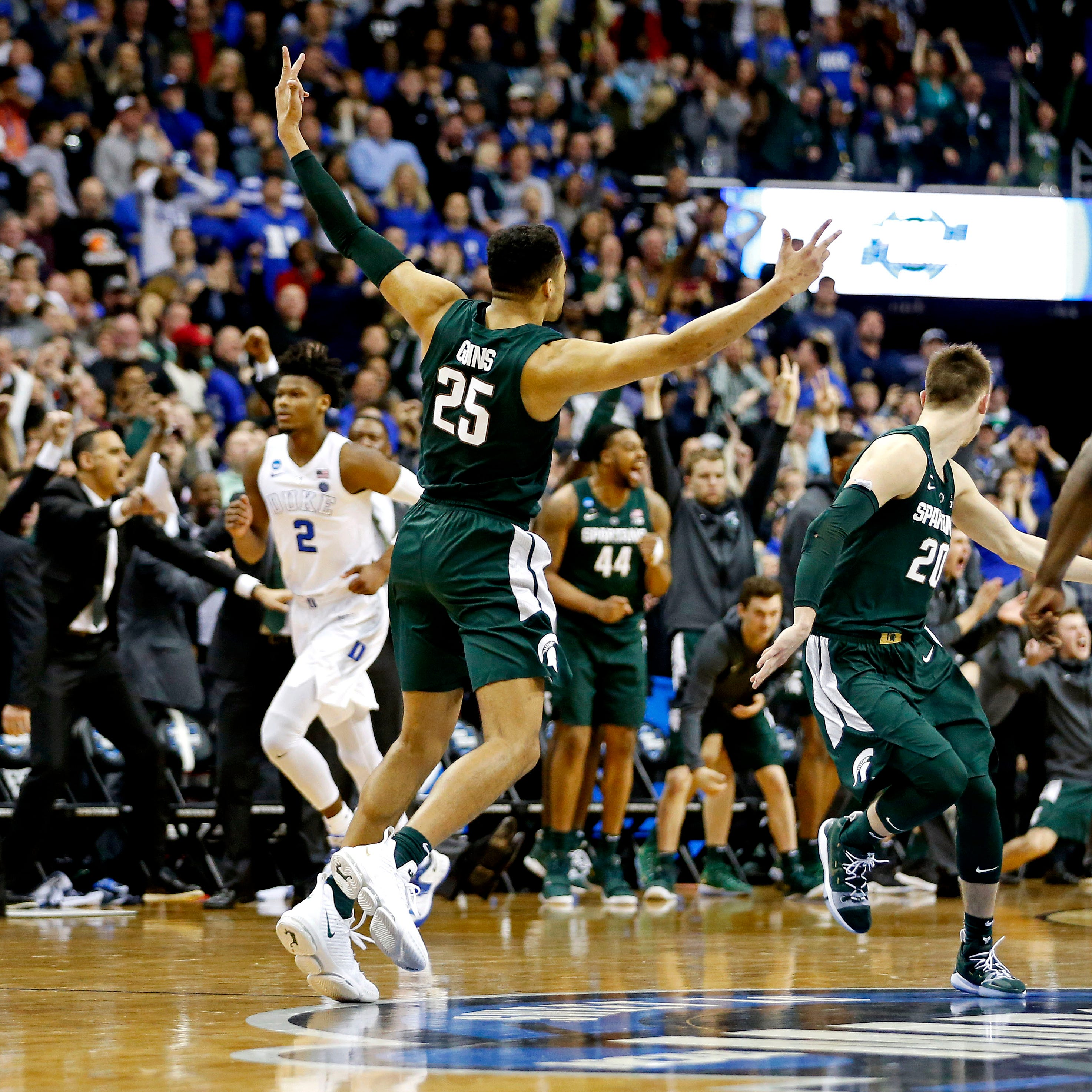 Tom Izzo drew up the play of his life. Then Michigan State stunned Duke