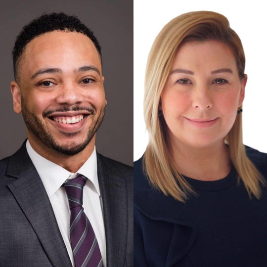 Don Bryant (left) and Victoria Norris-Diez are running for Mayor of Mansfield in the 2019 election.