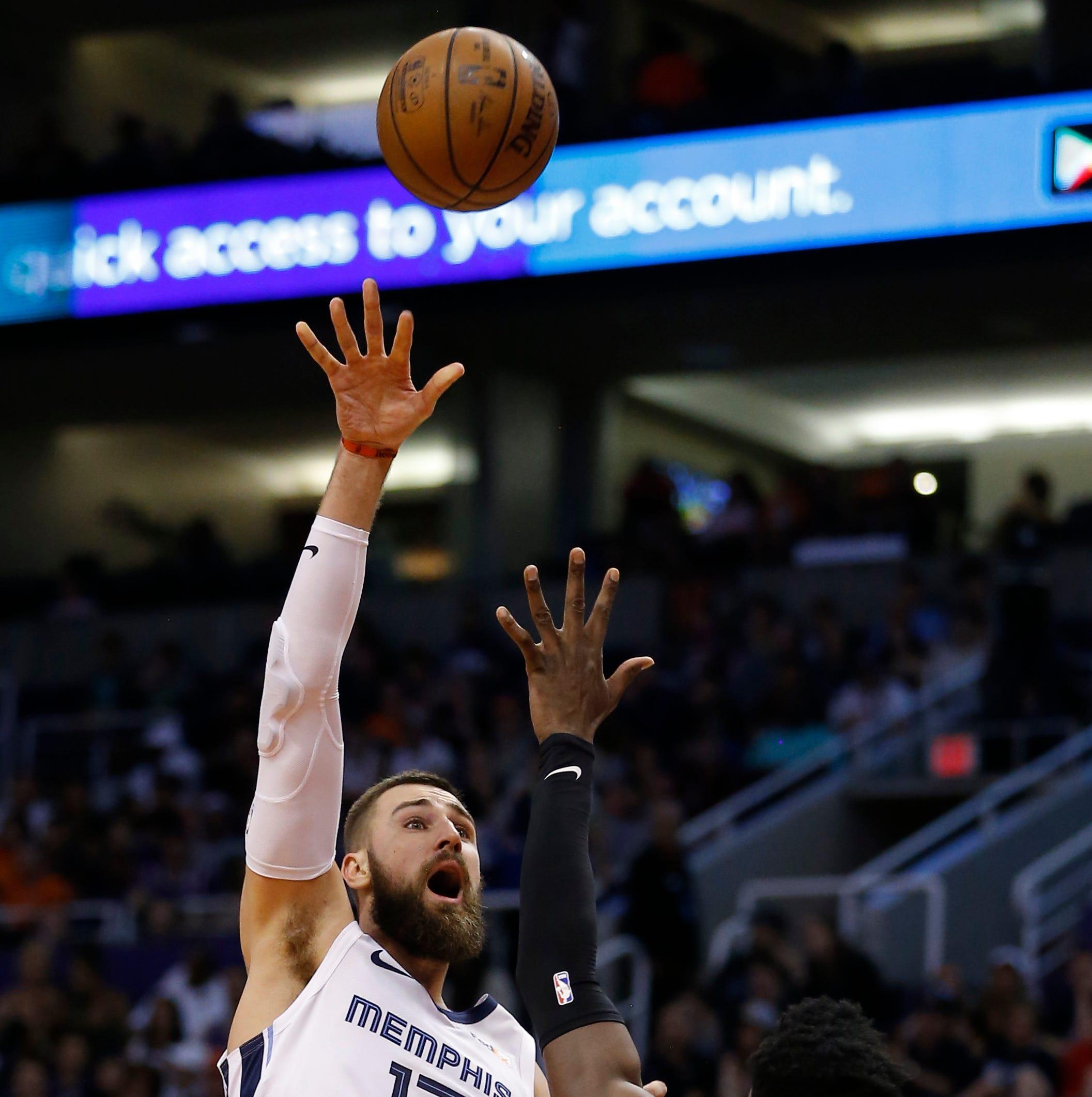 Game Recap: Memphis Grizzlies 120, Phoenix Suns 115