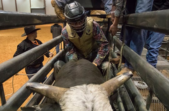 Events at the  Ike Hamilton Convention Center in West Monroe, like Bulls, Bands and Barrels , have a huge effect on the local economy.