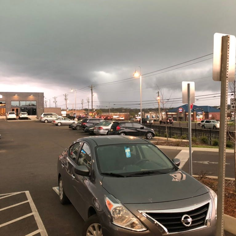 Storms sweep through Middle Tennessee on Saturday; all warnings now expired