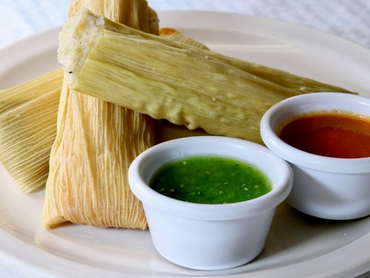 Maria's Restaurant, family owned and operated since 1992 in Bonita Springs, is bringing some of its authentic Mexican food such as fresh tamales to North Naples.
