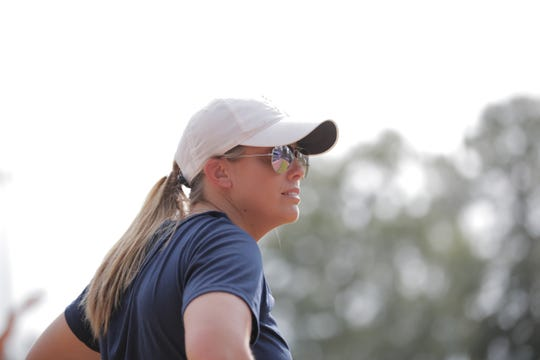 Former UWF player Ashliegh McLean has UWF softball at No. 1 nationally in her first season as head coach.