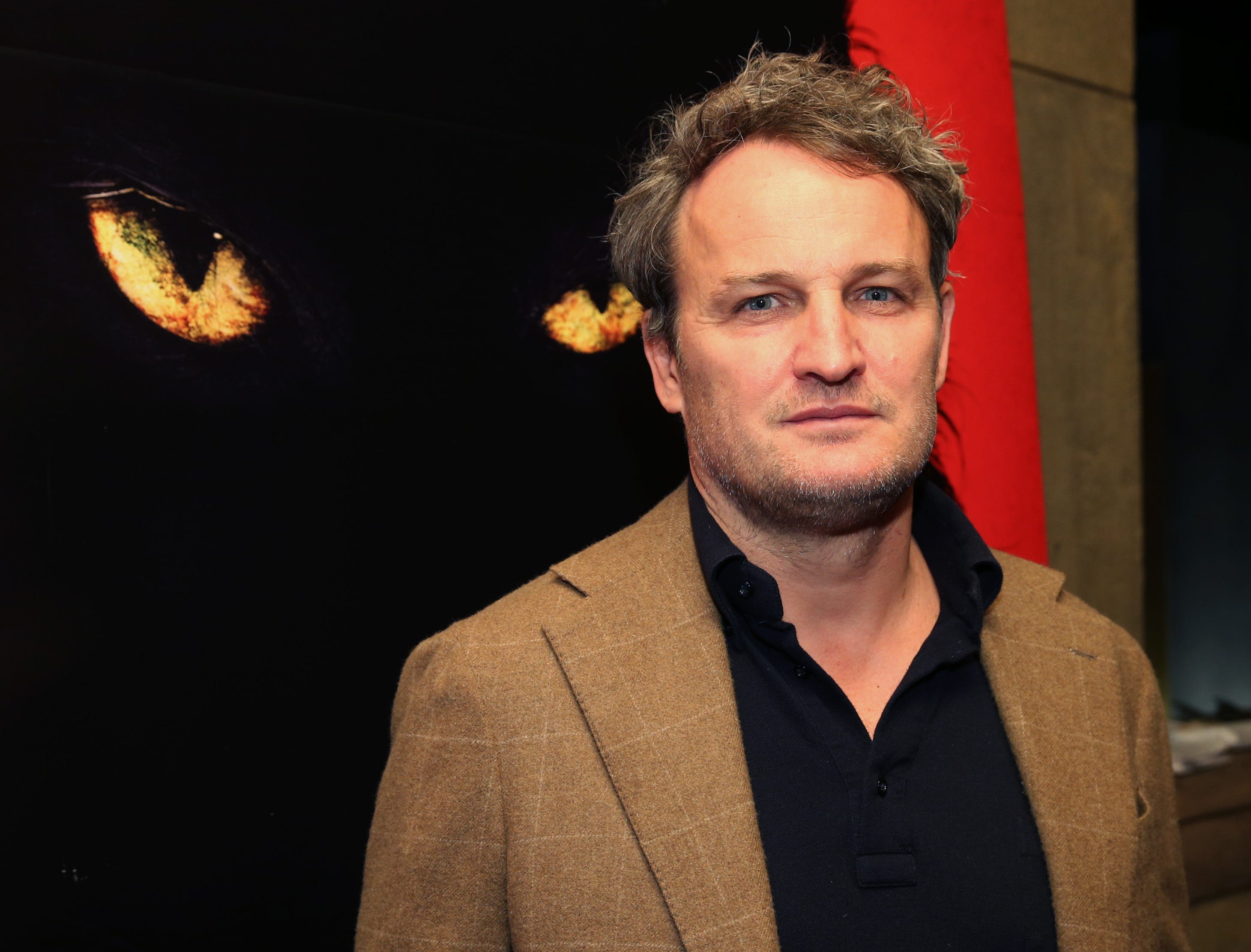 "Jason Clarke attends a screening of ""Pet Sematary"" on March 28, 2019, in Los Angeles."