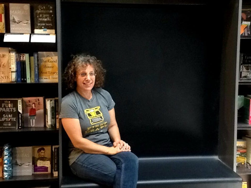 Changing Hands bookstore co-owner Cindy Dach.