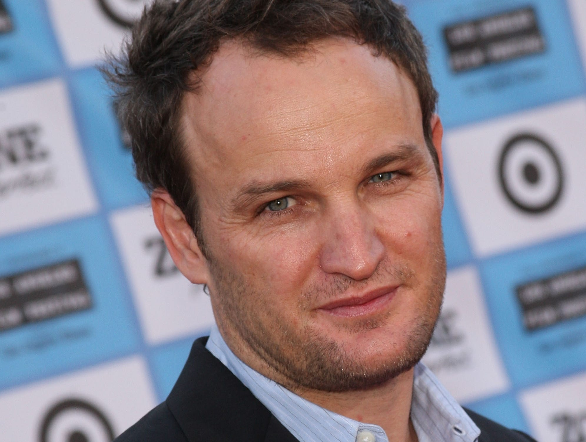 "Jason Clarke arrives at the 2009 Los Angeles premiere of ""Public Enemies"" on June 23, 2009, in Los Angeles."