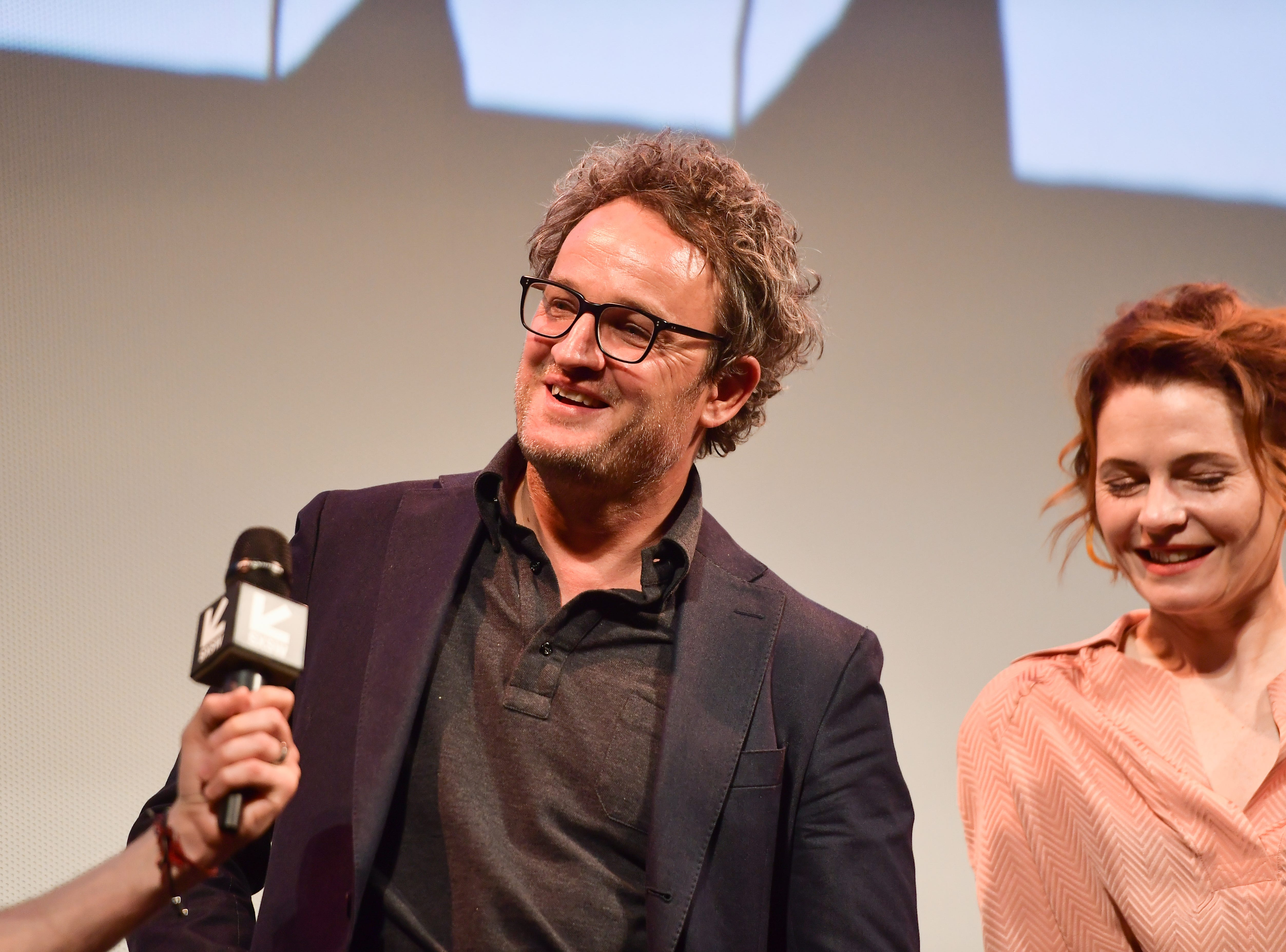 "Jason Clarke and Amy Seimetz attend the premiere of ""Pet Sematary"" on March 16, 2019, in Austin."