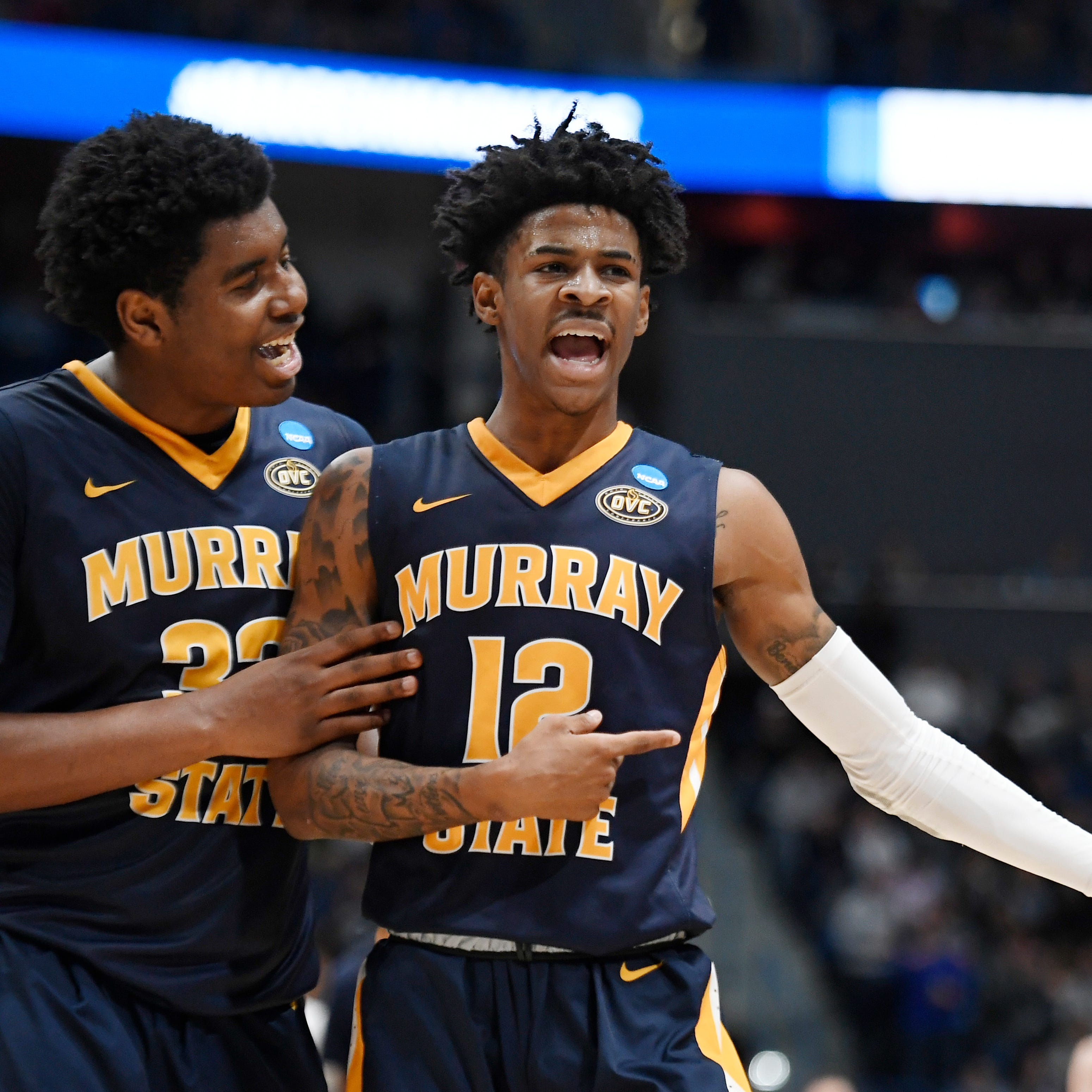 Suns fall to sixth overall pick in NBA draft, could keep eye on Ja Morant trade