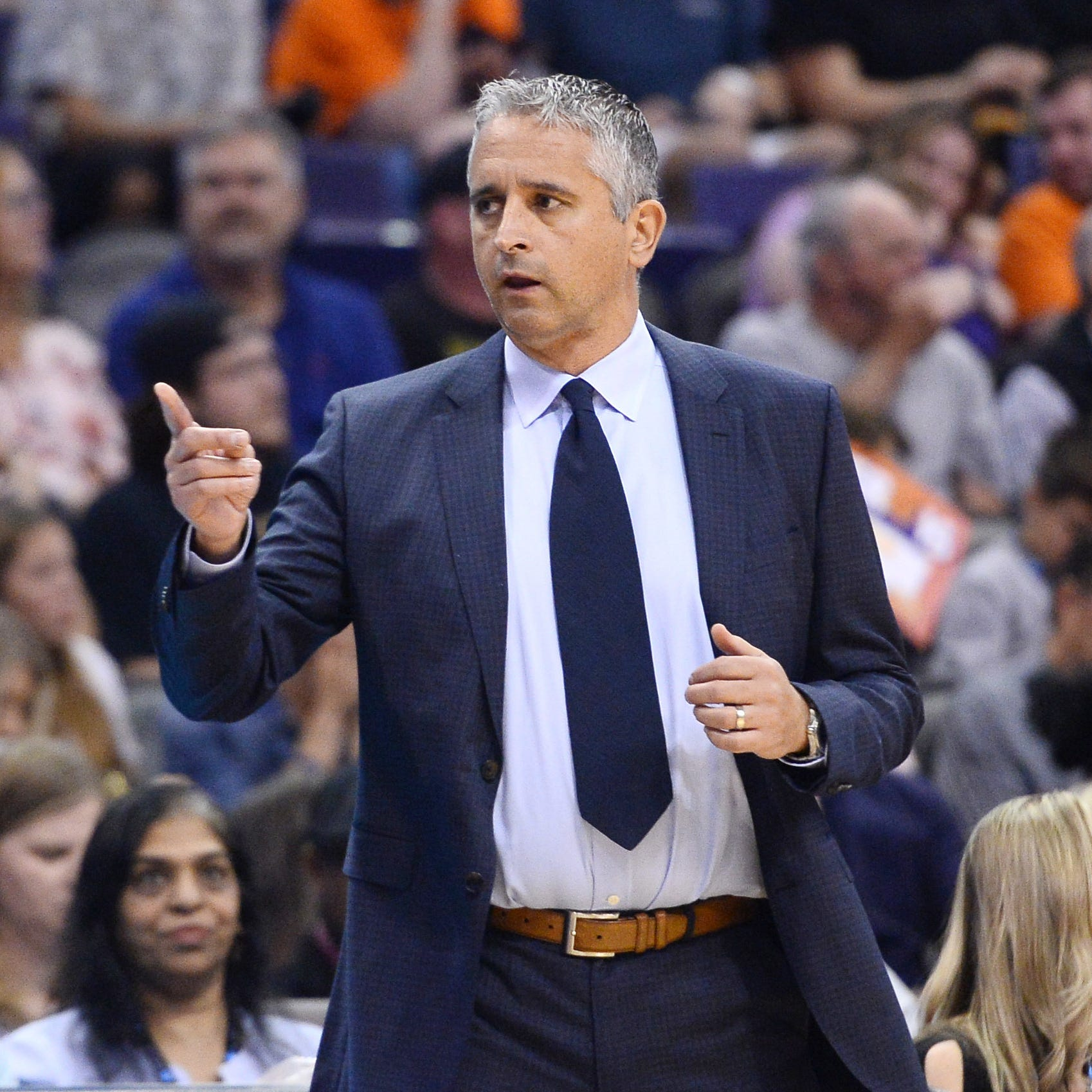 Jazz coach Quin Snyder on Suns firing of Igor Kokoskov: 'You can imagine my thoughts'