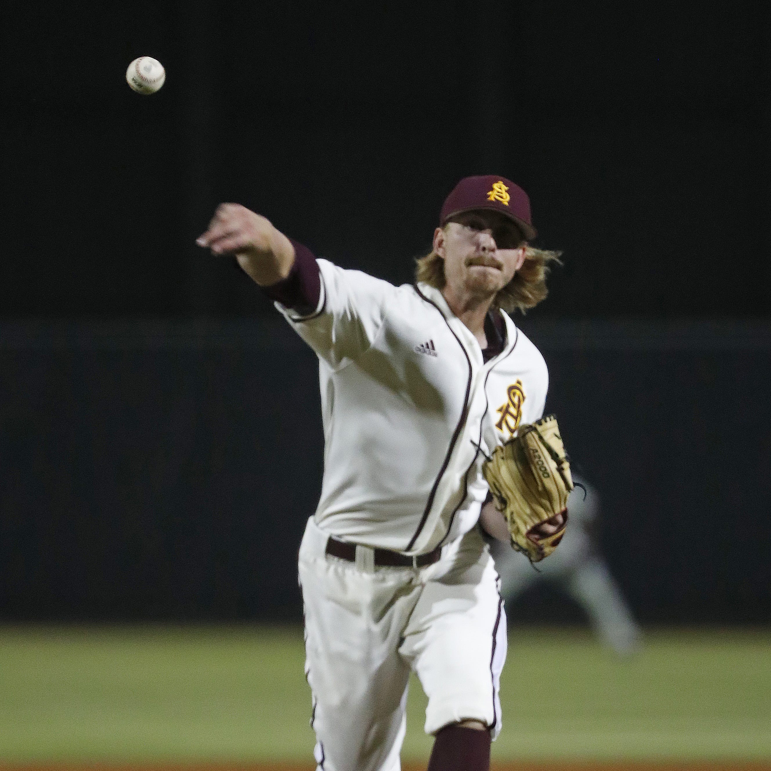 No. 9 ASU baseball clinches rivalry series win behind solid bounce back from Vander Kooi