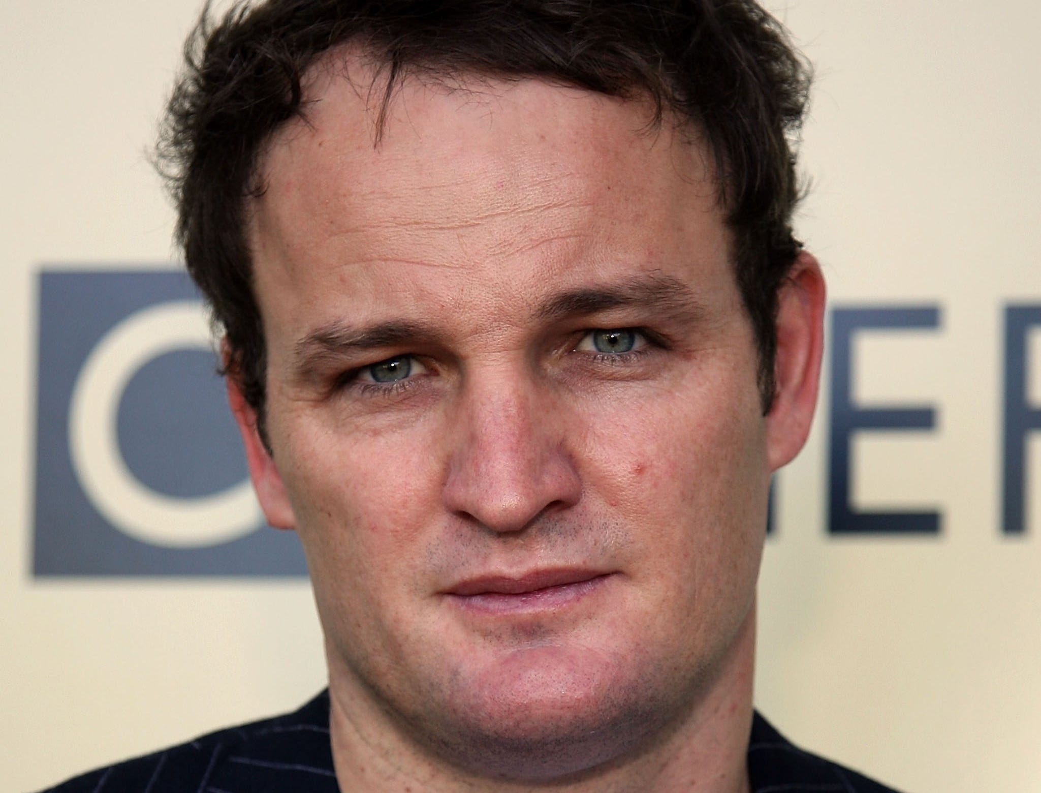 Jason Clarke arrives at the BAFTA/LA-Academy of Television Arts and Sciences Tea Party at the Century Hyatt on Aug. 26, 2006, in Century City, California.