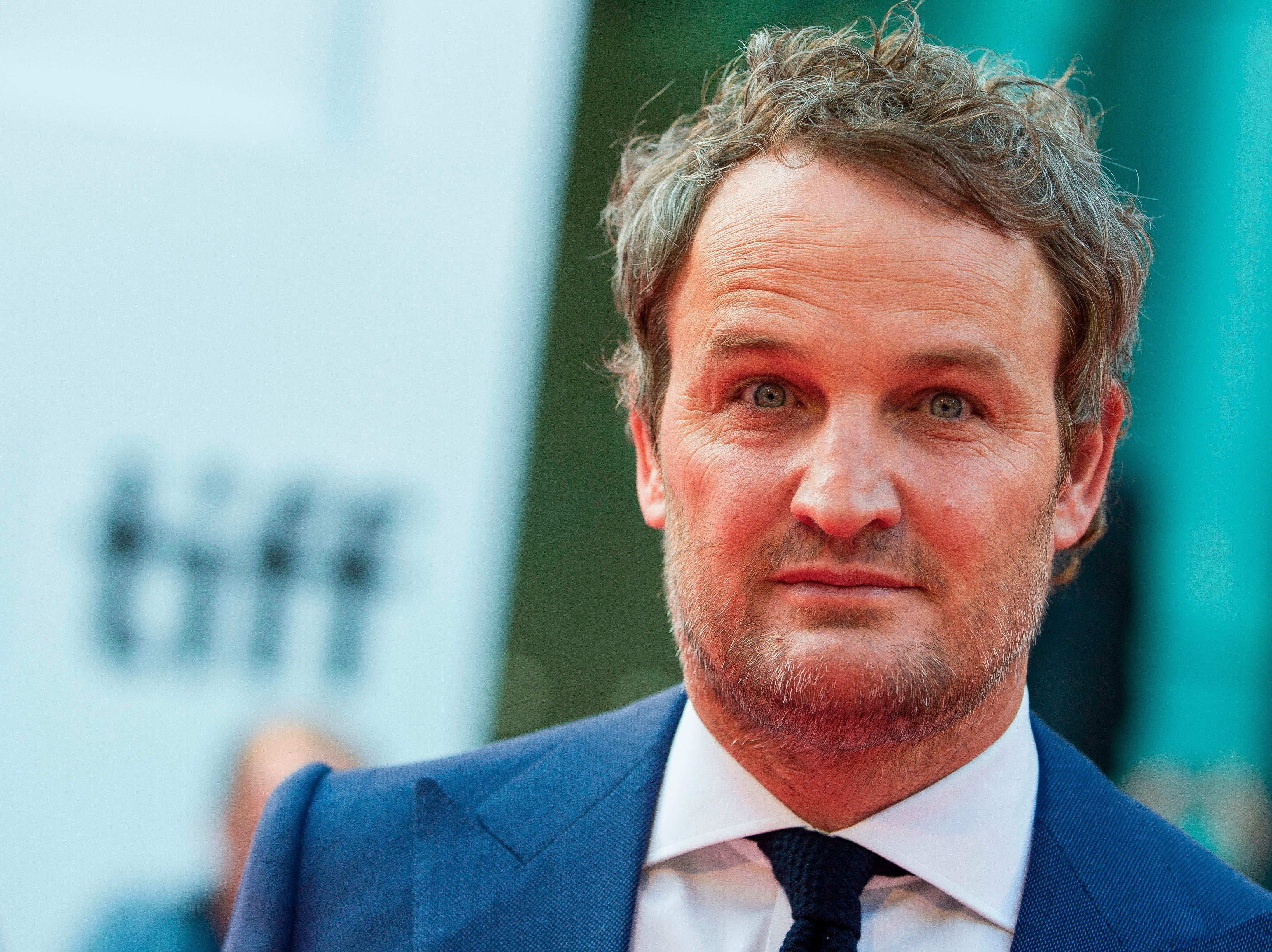 "Jason Clarke attends the premiere of ""Mudbound"" at the Toronto International Film Festival on Sept. 12, 2017."