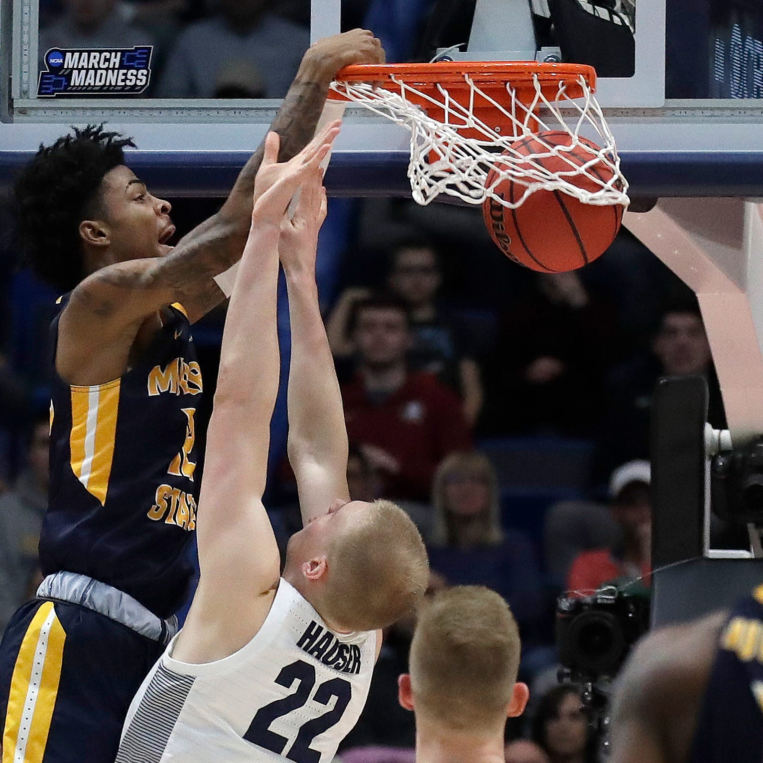 NBA draft evaluation: Murray State point guard Ja Morant's game broken down by a scout