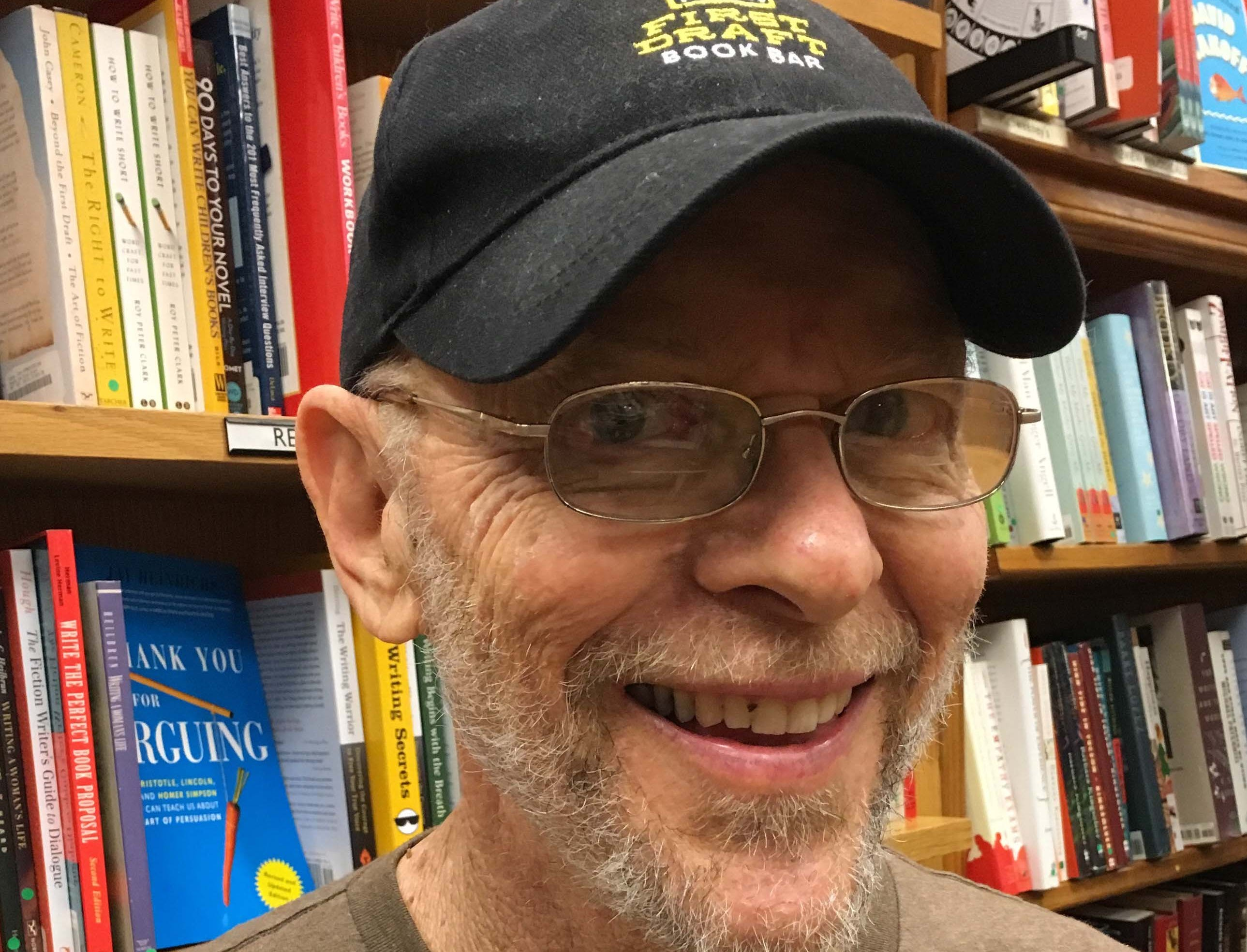 Changing Hands bookstore co-owner Bob Sommer.
