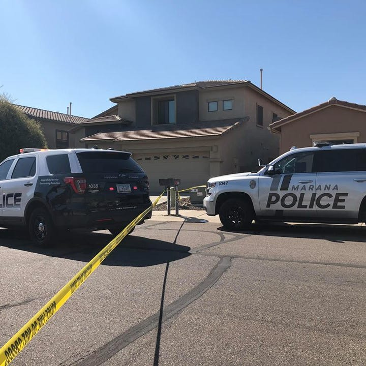 Police: Marana officer fatally shoots man during 'confrontation'