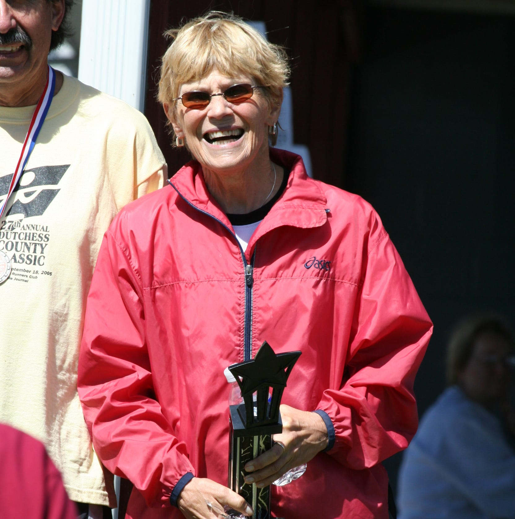 Mary Phillips blazed a trail for women's runners, supported all