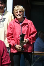 Mary Phillips is pictured at the 2007 Dutchess County Classic.