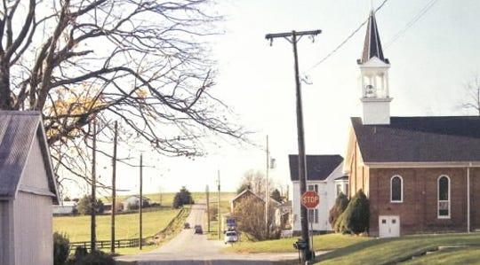 Potosi, Springfield Township, tody.