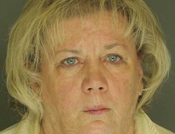 Marie Olshefski, arrested for DUI.