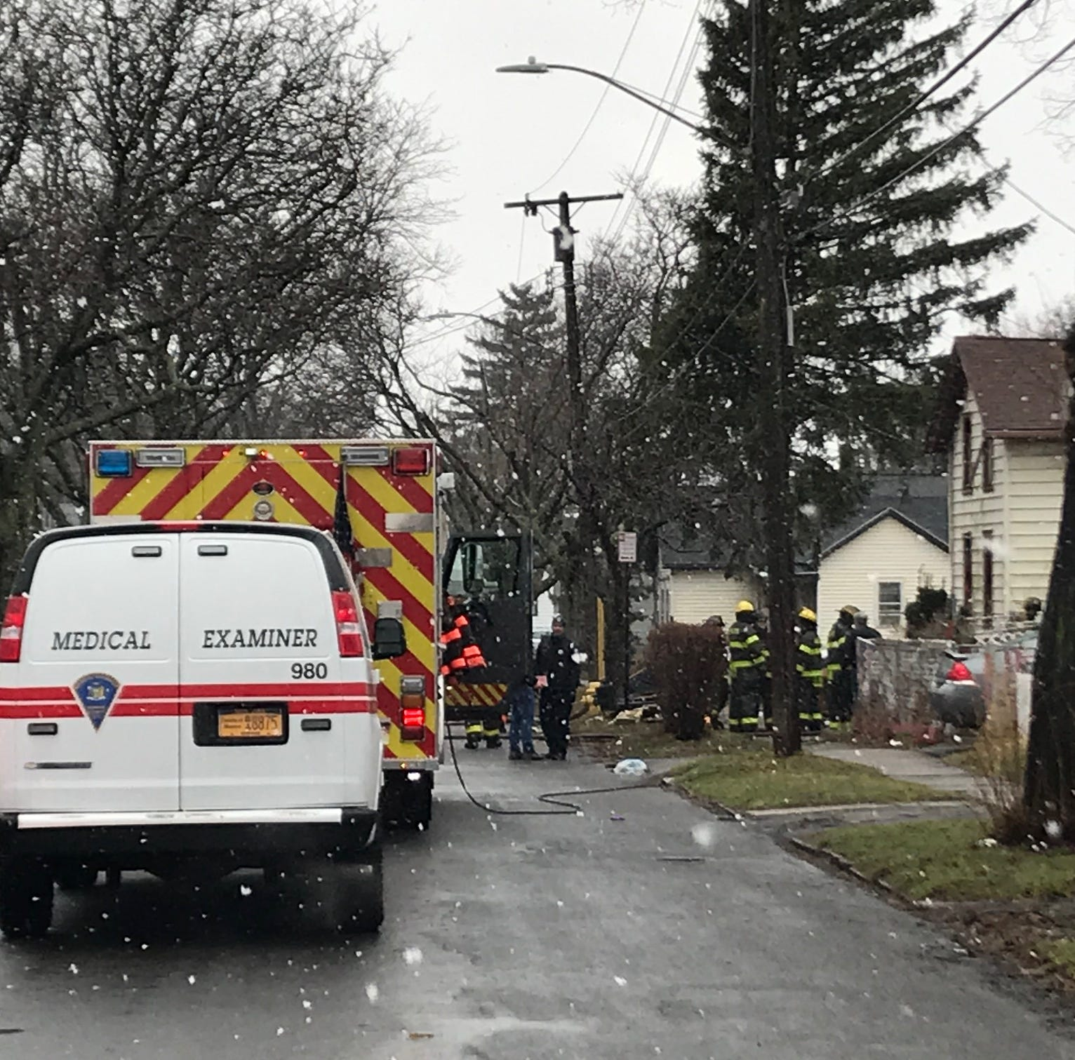 Woman found dead after morning house fire in Rochester