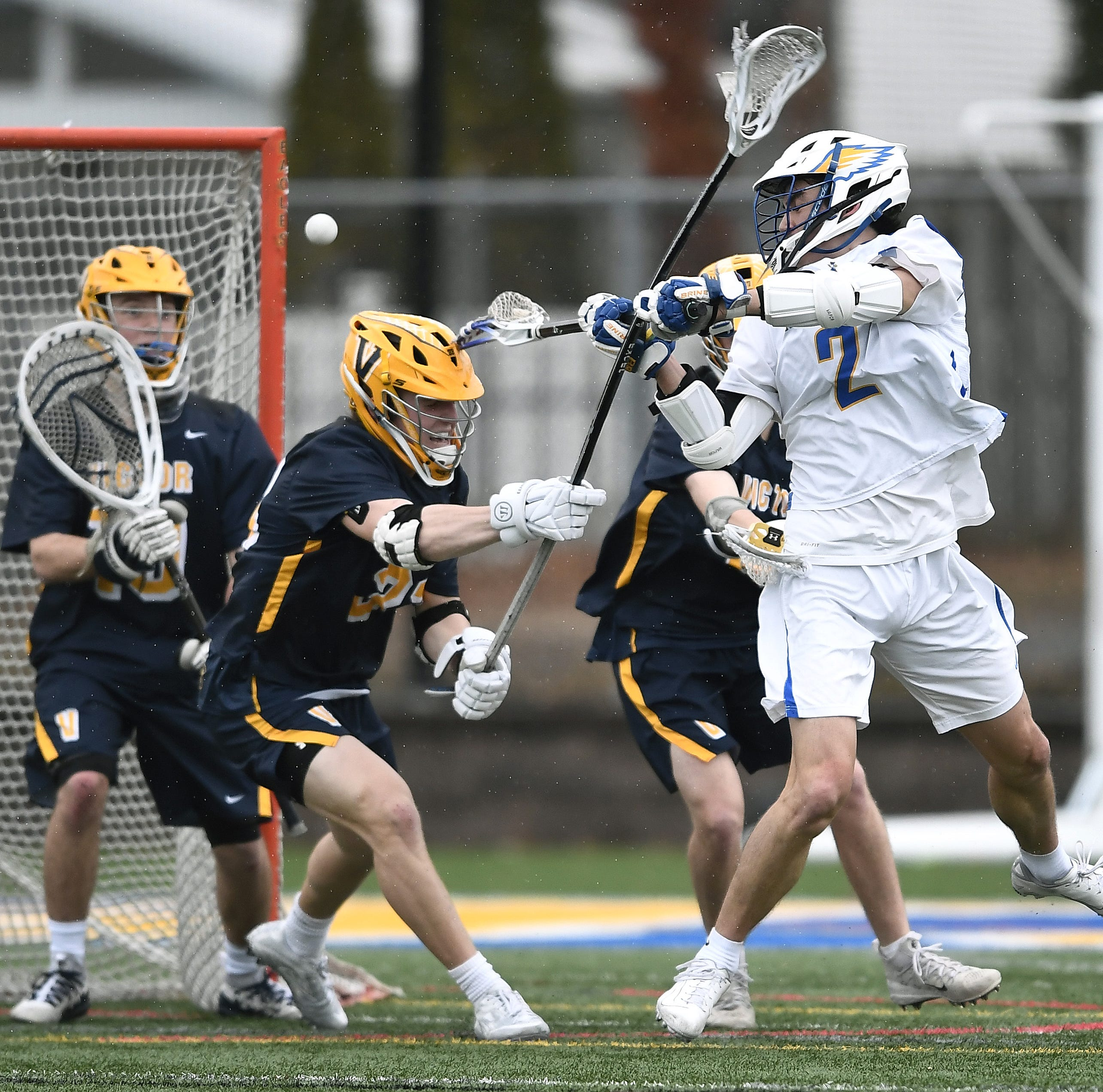 High school scores for Saturday, March 30: Find out how your favorite Section V team fared