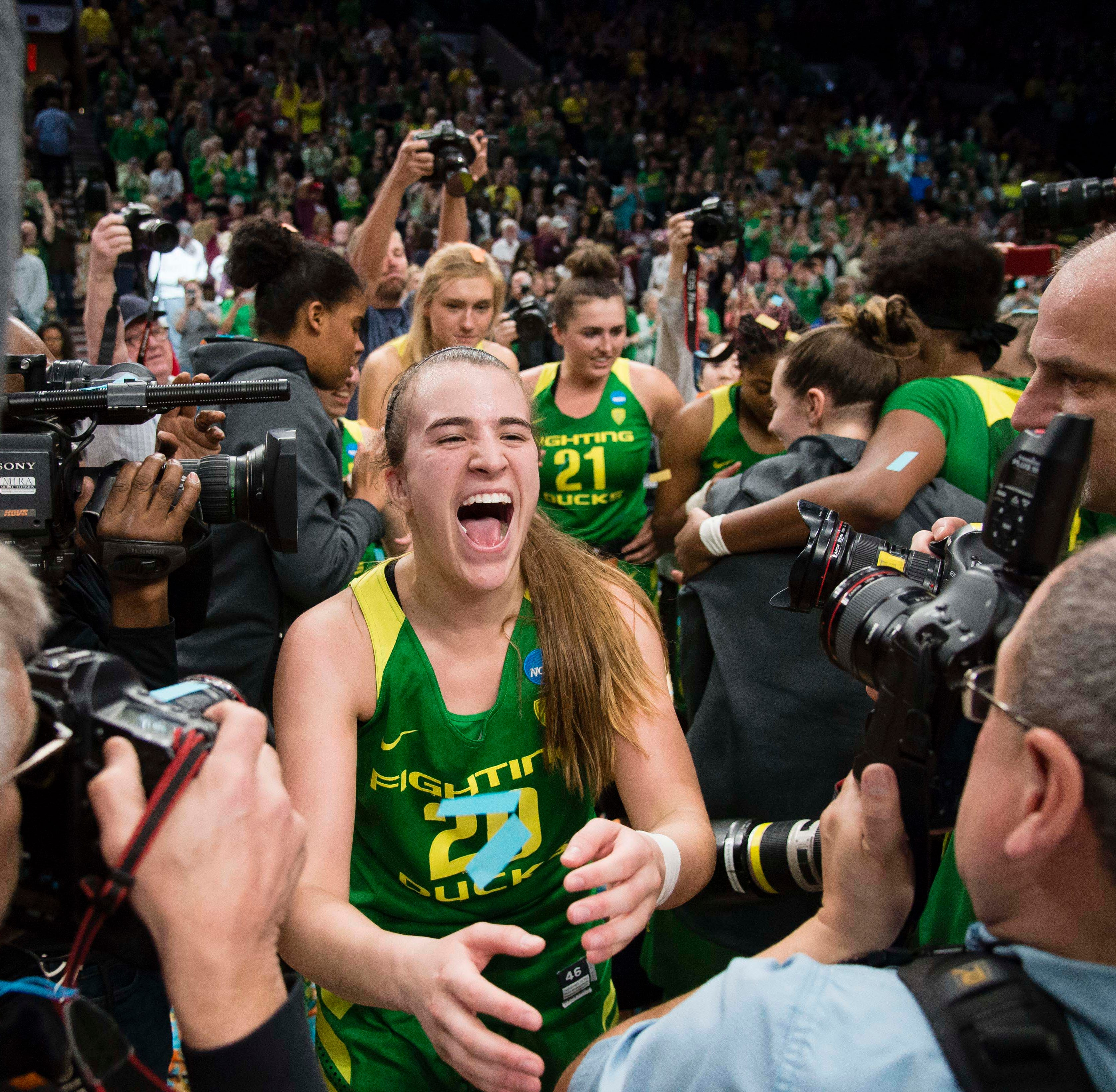Oregon Ducks are the new kid in the Women's Final Four, but does it matter?