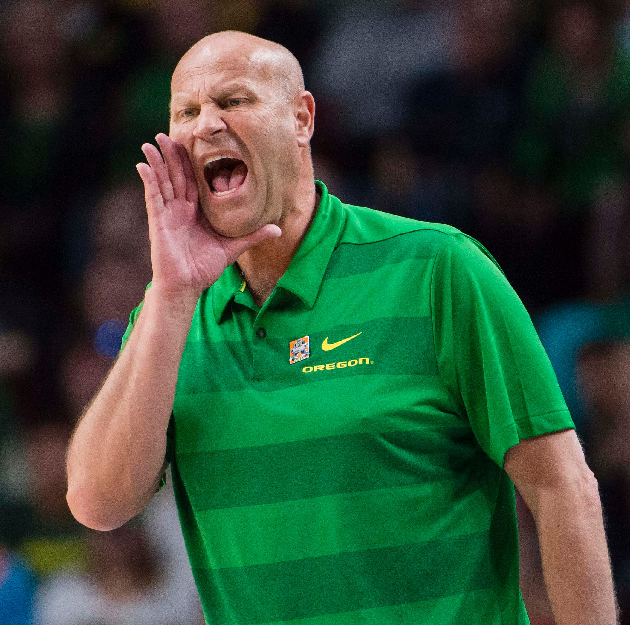 Ducks' coach Kelly Graves, set to coach in Final Four, was once a St. George bball standout