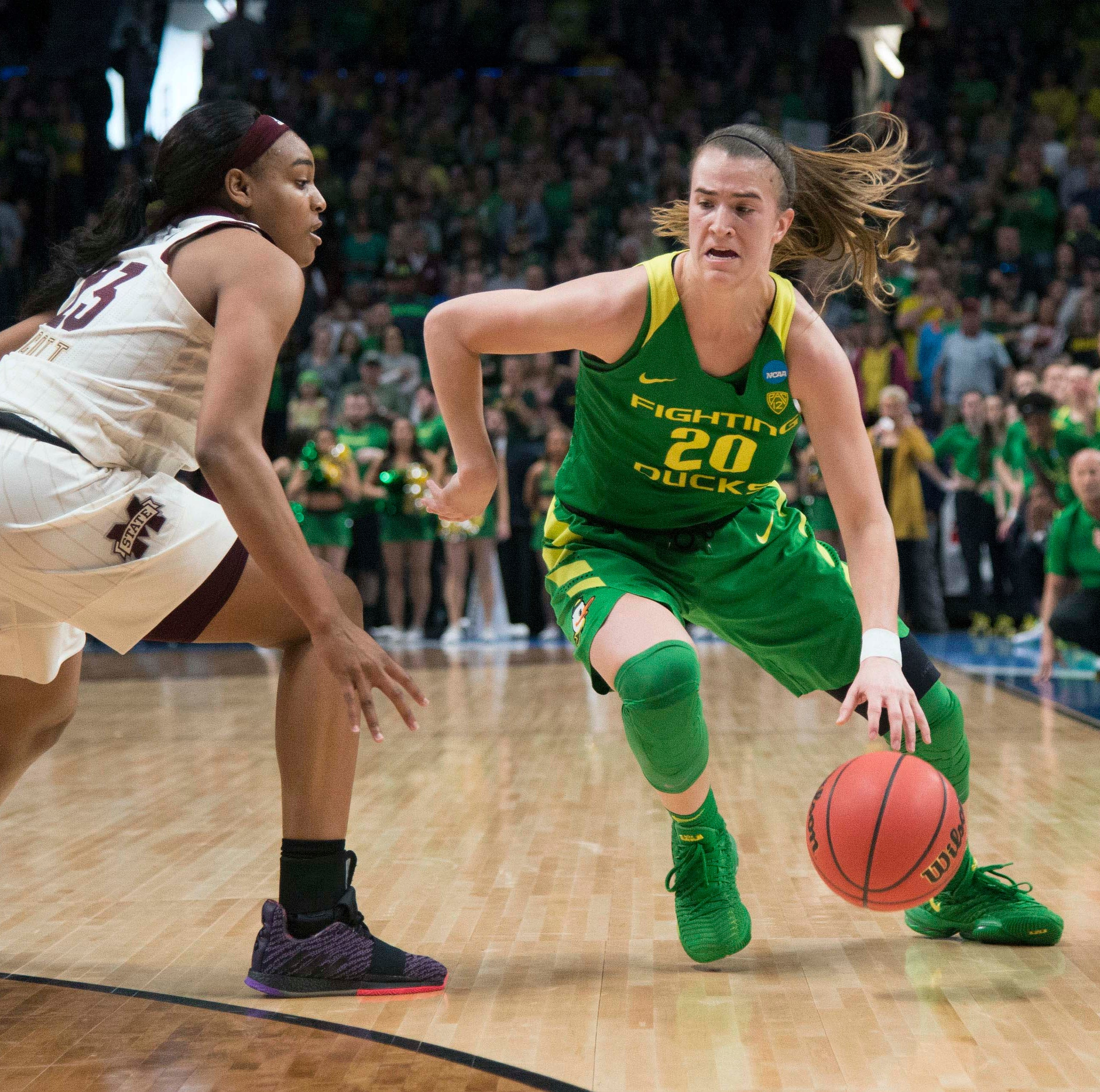 Oregon Ducks: Sabrina Ionescu named nation's most outstanding player