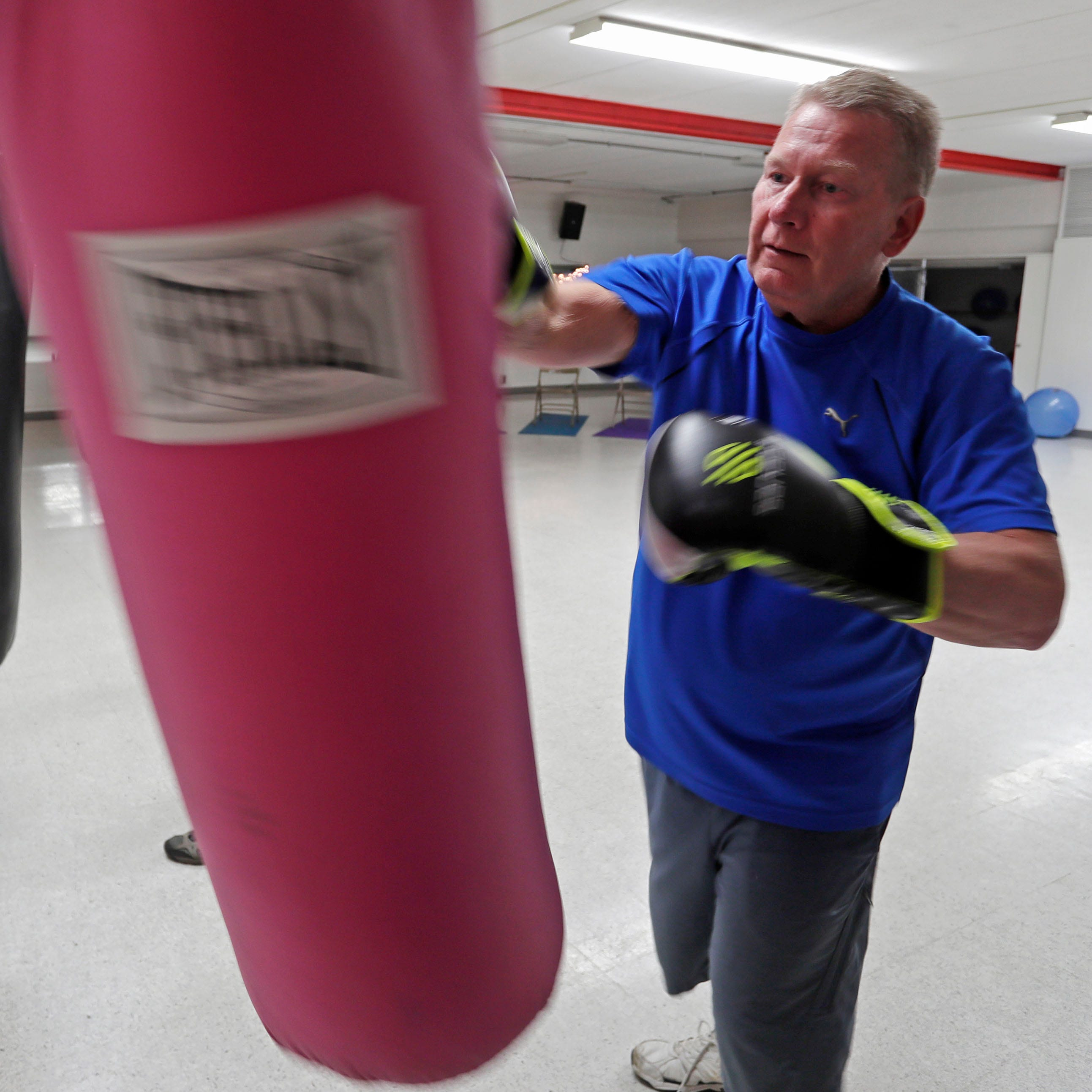 Sheboygan YMCA's Parkinson's class helps participants regain balance and control