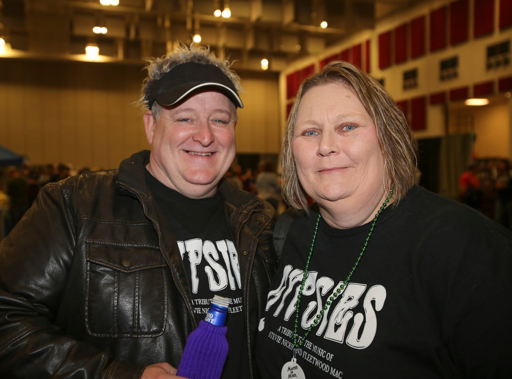 Kevin and Sheila Keener