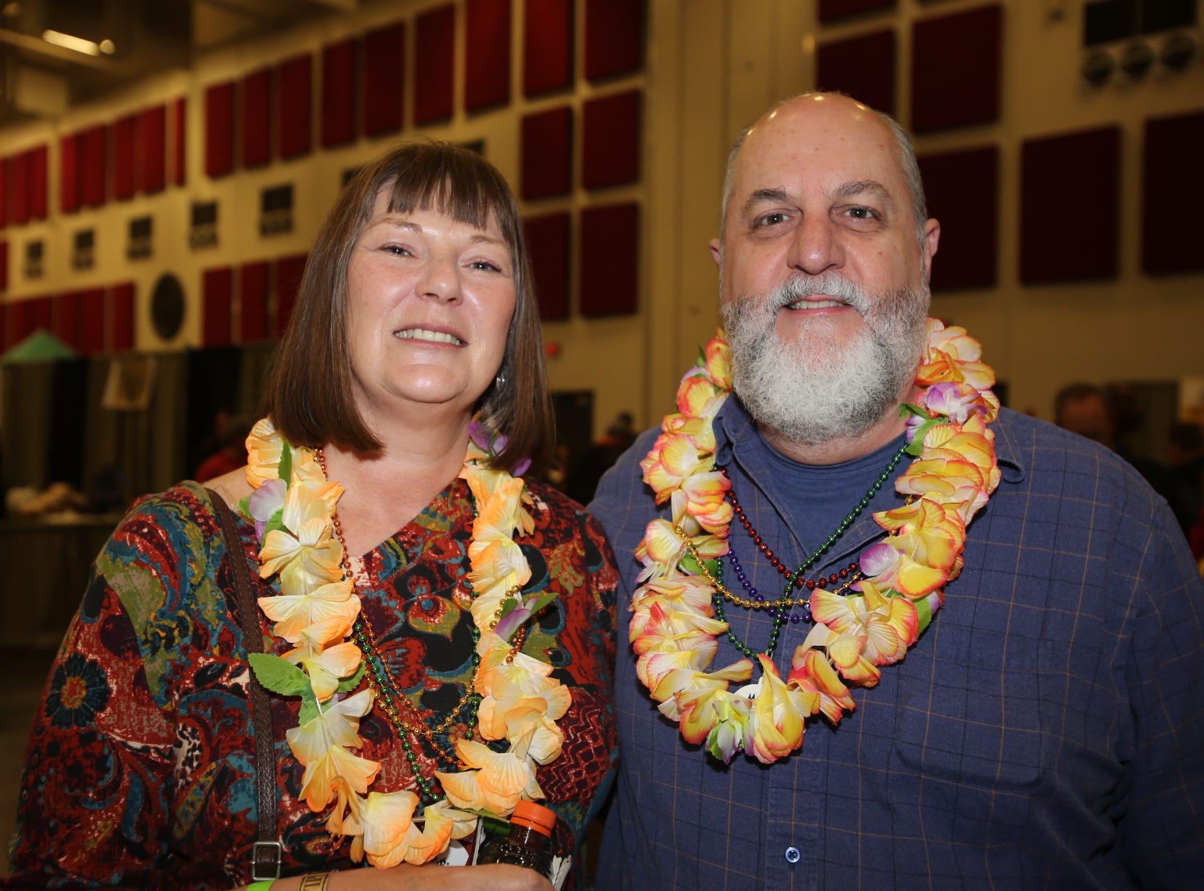 Linda Bybee and Eric Johnson