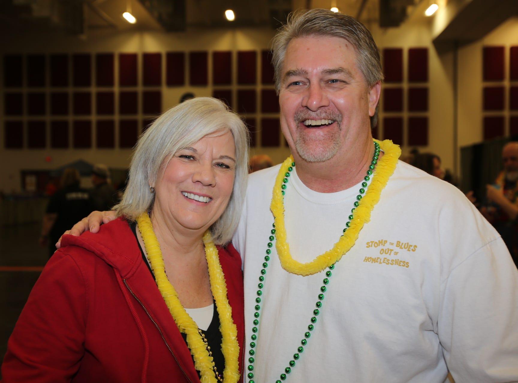 Paige and Jim Payne